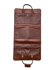 Morris Accessories - Duncan - weekend bags & suitcases - chestnut - 7