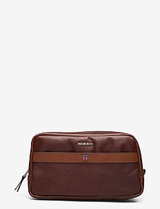 Coleman - toiletry bags - chestnut