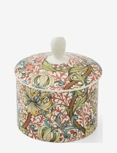 Covered Sugar Bowl - Golden Lily 0.2L - aamiaiskulhot - multi