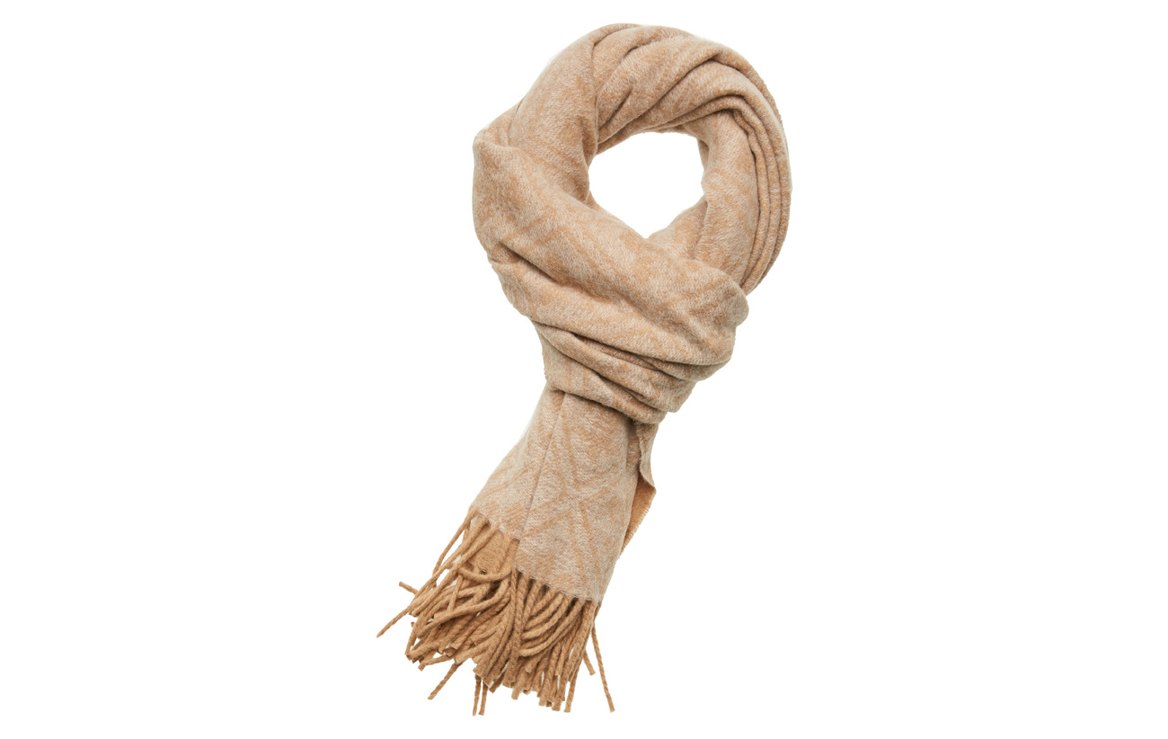 Morris Lady Lady Love Scarf - CAMEL