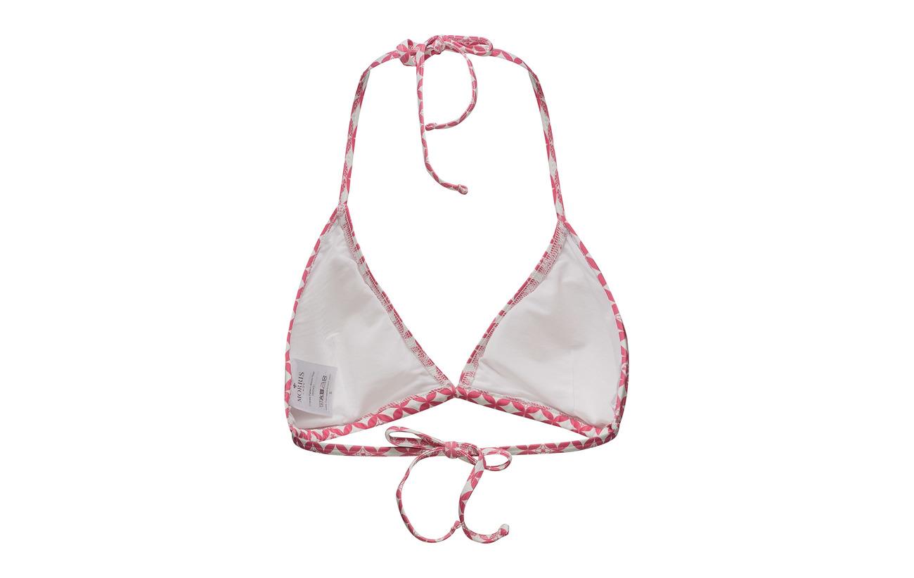Polyamide 10 90 Bikini Lady Morris Elastane Top Charee Pattern Light Blue xZ0f8gzwq