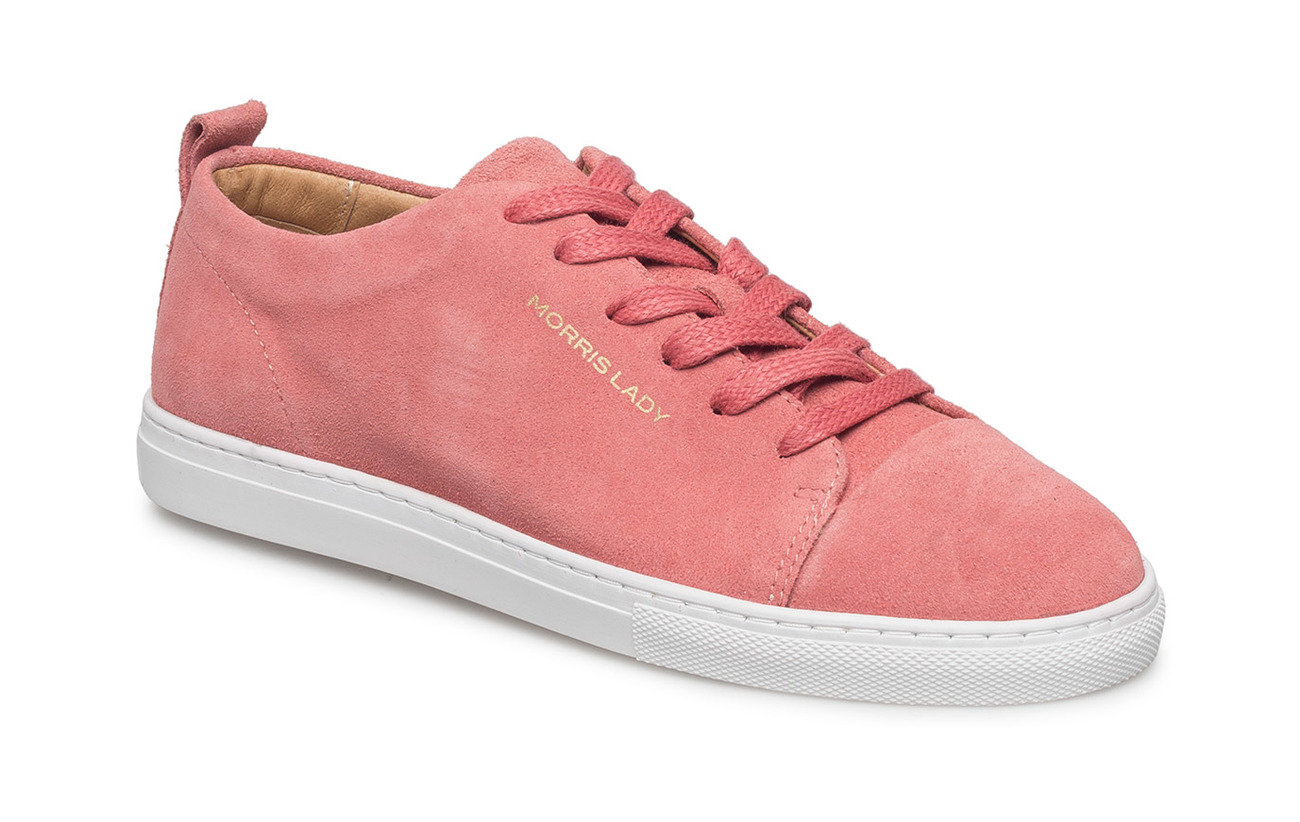 Morris Lady Lady Suede Sneakers - CERISE