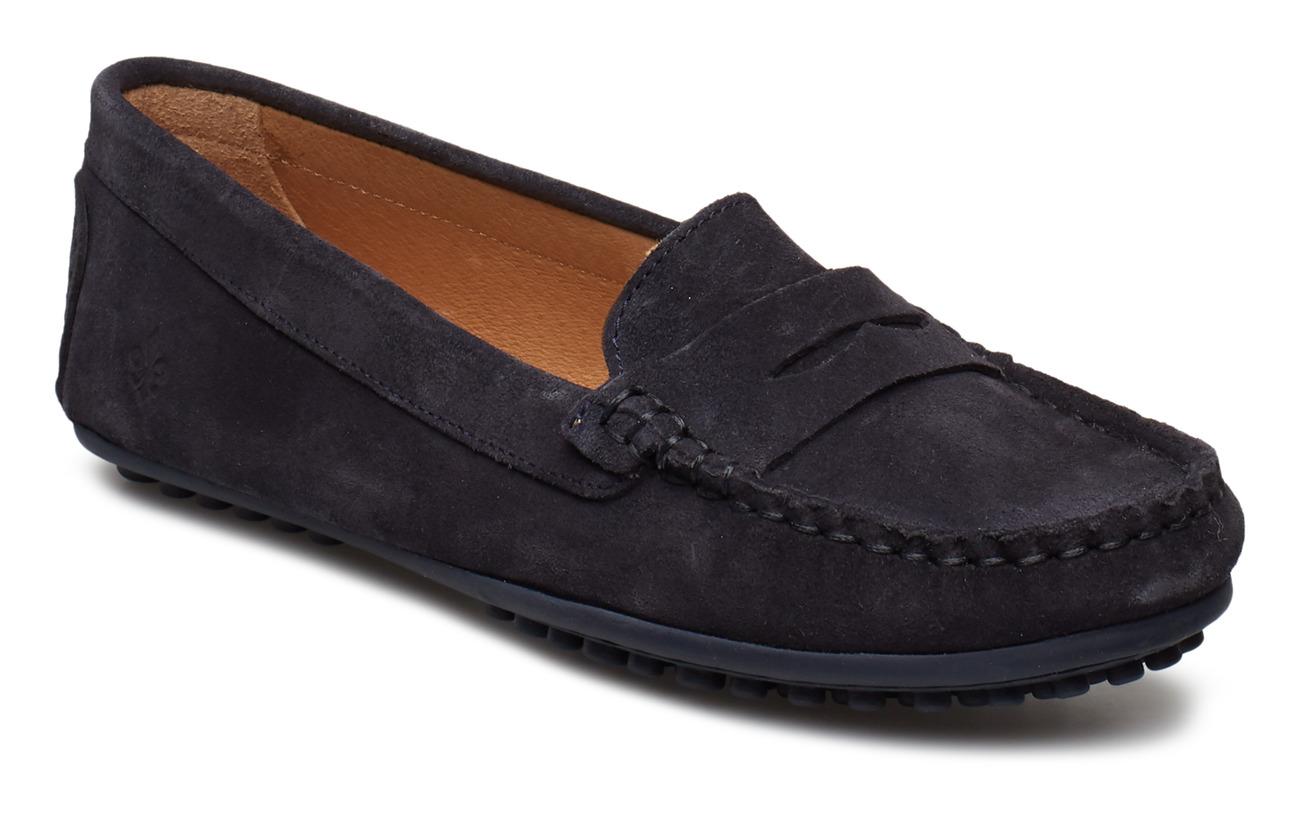 Morris Lady Lady Car Shoe - BLUE