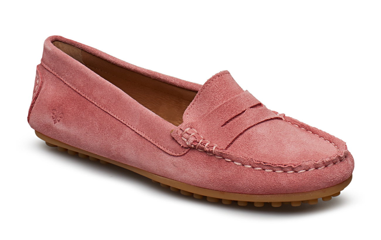 Morris Lady Lady Car Shoe - PINK