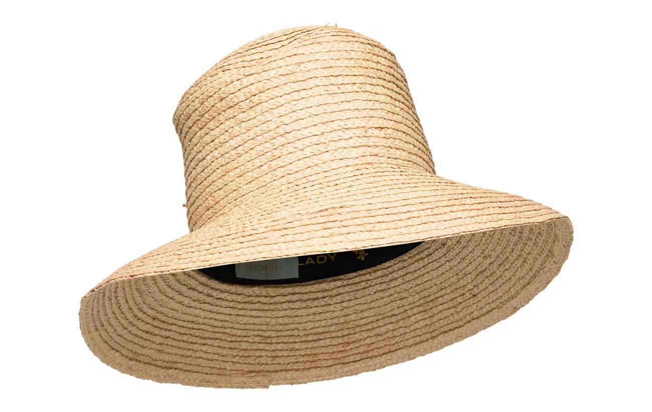 Morris Lady Eleta Straw Hat - KHAKI