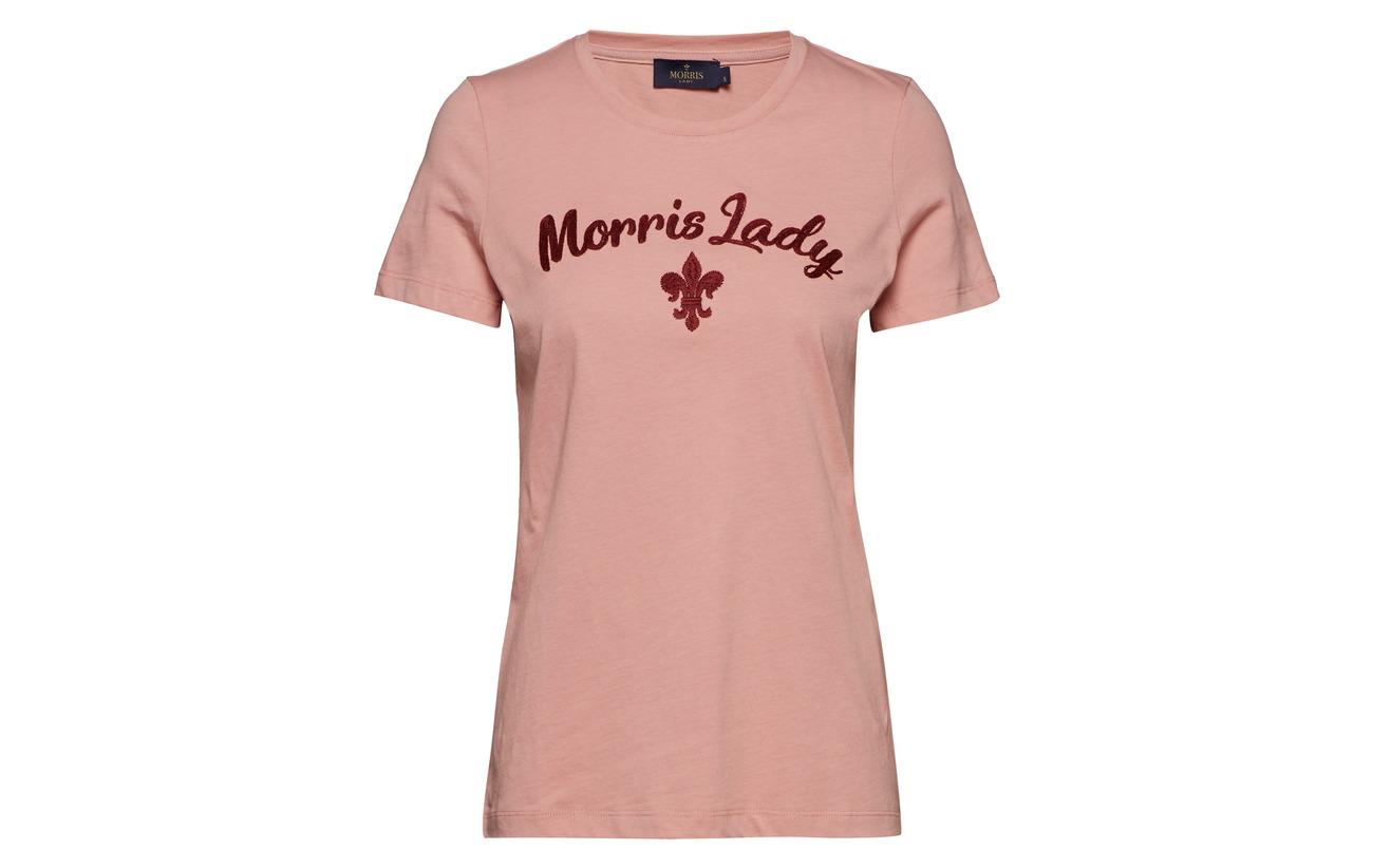 Coton Lady Morris Pink Tee 31 Fleur 100 xYxq1wPf