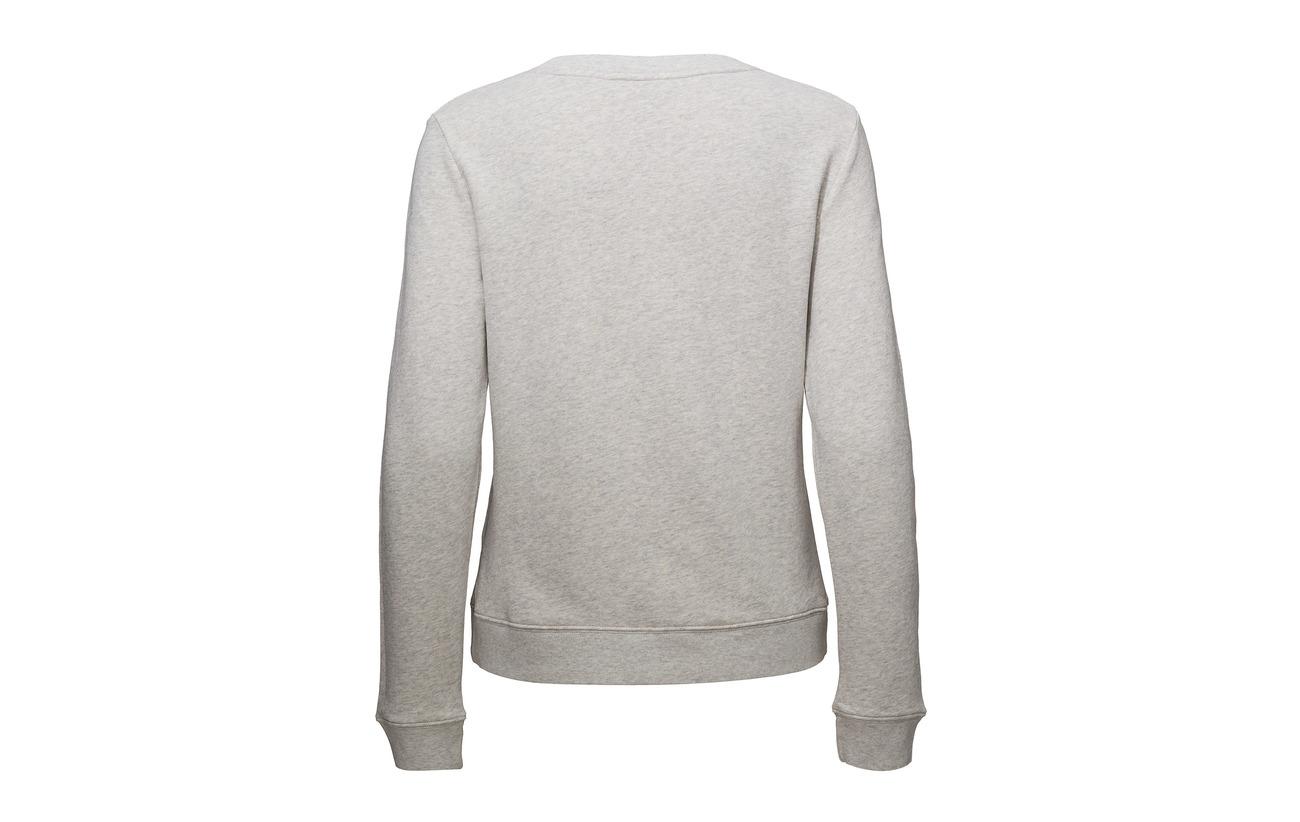 Grey Morris Sweatshirt Lady Ivy 100 Équipement Coton qwwt4CO
