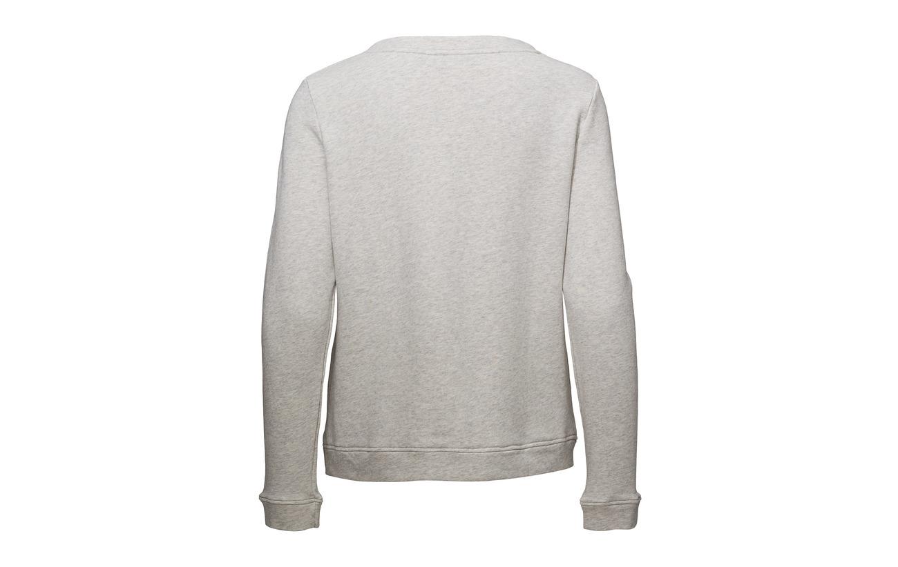Équipement Coton Morris Lily Lady Liberty Grey Sweatshirt 100 qp7Pp8Ow