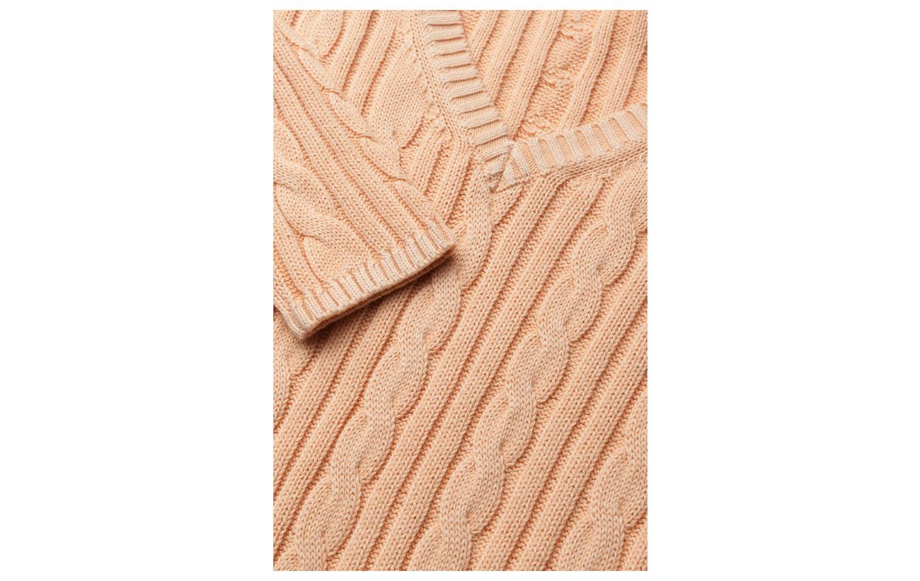Orange Madeleine Coton Knit Lady Équipement Morris 100 qBwpgZWt