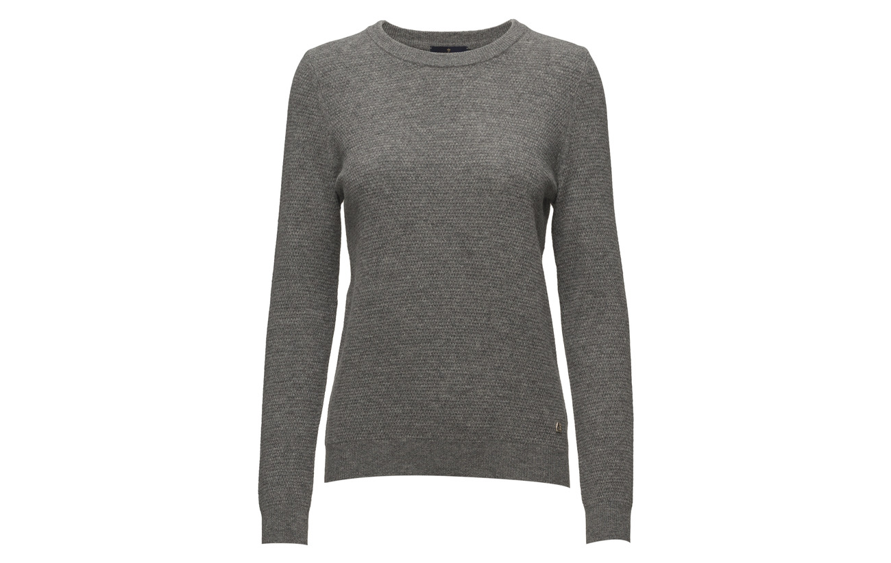 100 Linley Grey Coton Lady Knit Équipement Morris SwUXx