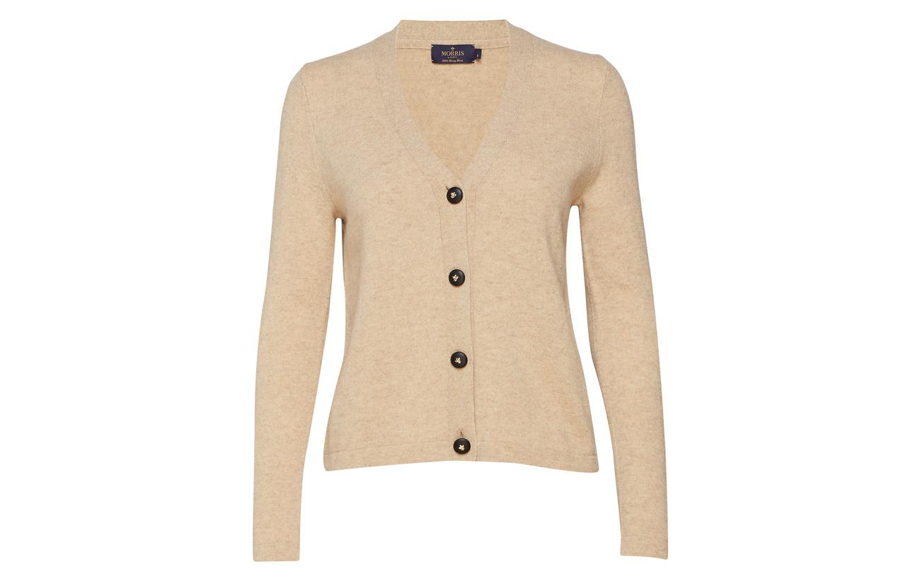 Camel Alyson Lady Cardigan 100 Morris Coton wOtd5d