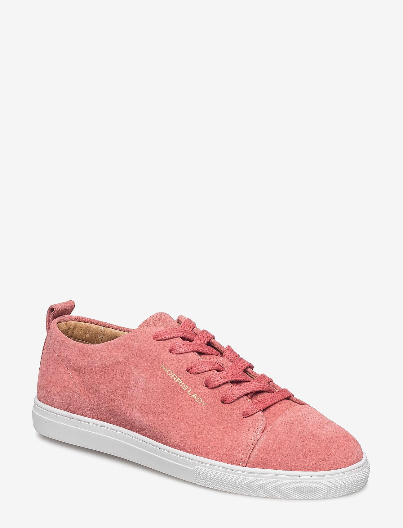 Morris Lady - Lady Suede Sneakers - låga sneakers - cerise - 0