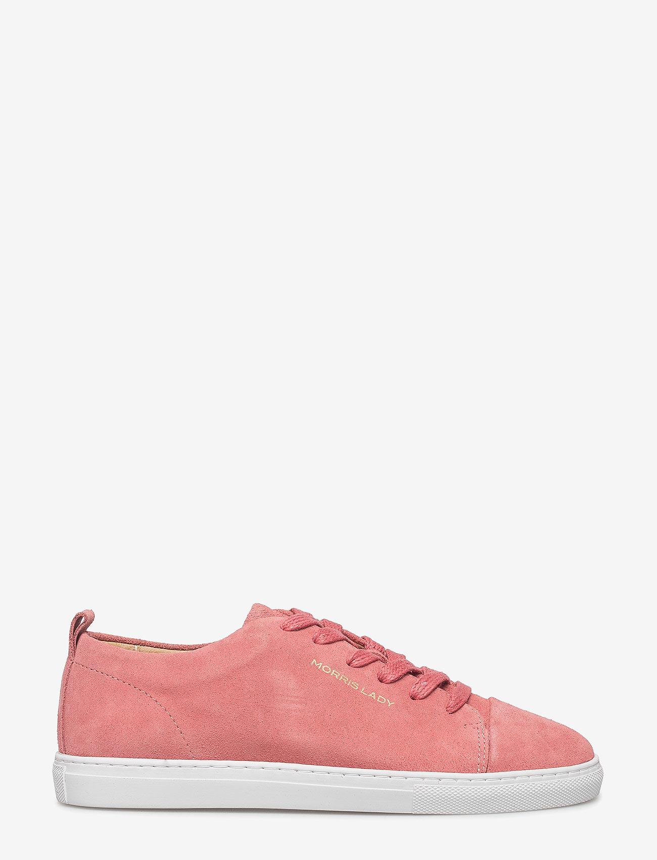 Morris Lady - Lady Suede Sneakers - låga sneakers - cerise - 1