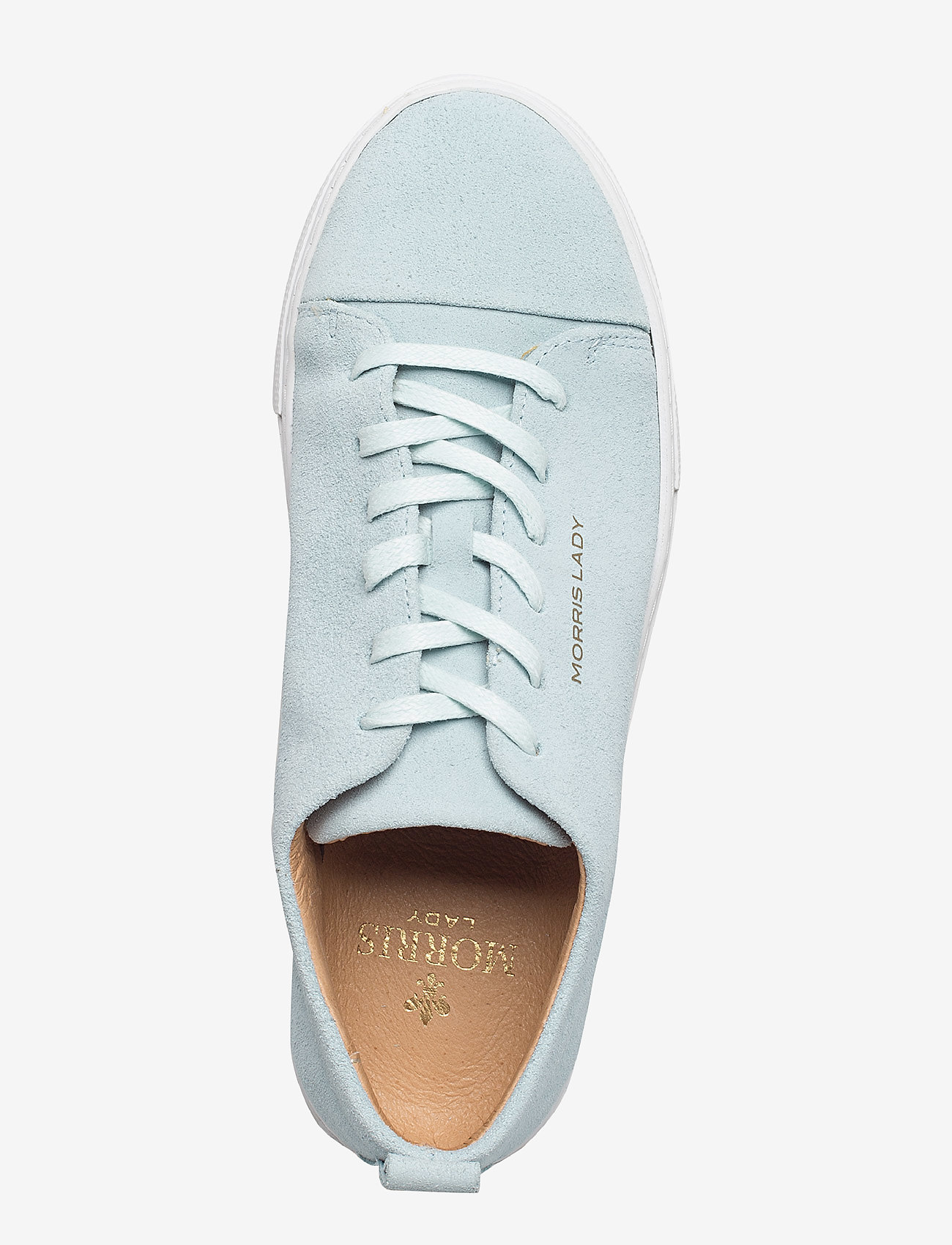 Morris Lady Suede Sneakers - Turquoise