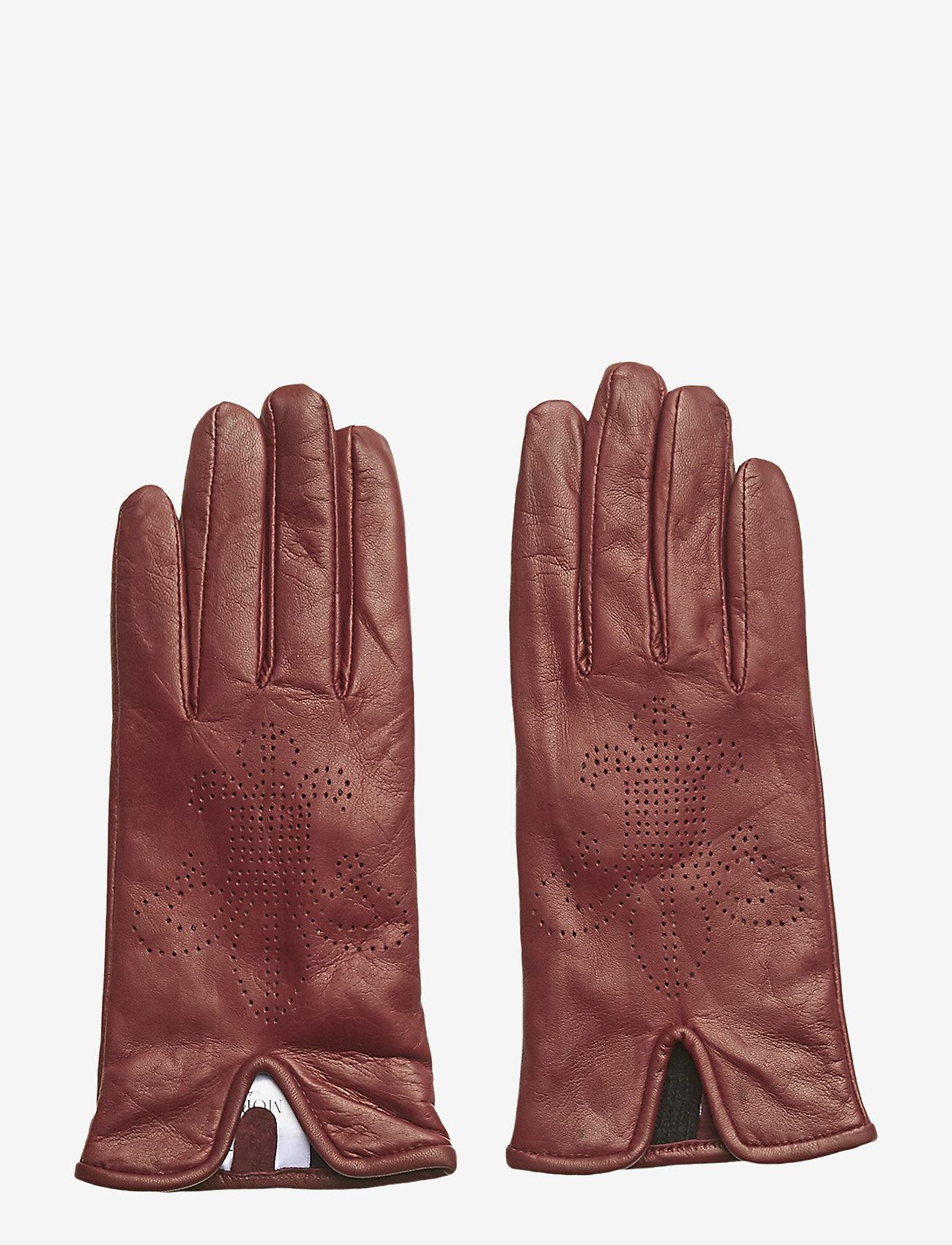 Morris Lady - Lily Glove - handschoenen - wine red - 0