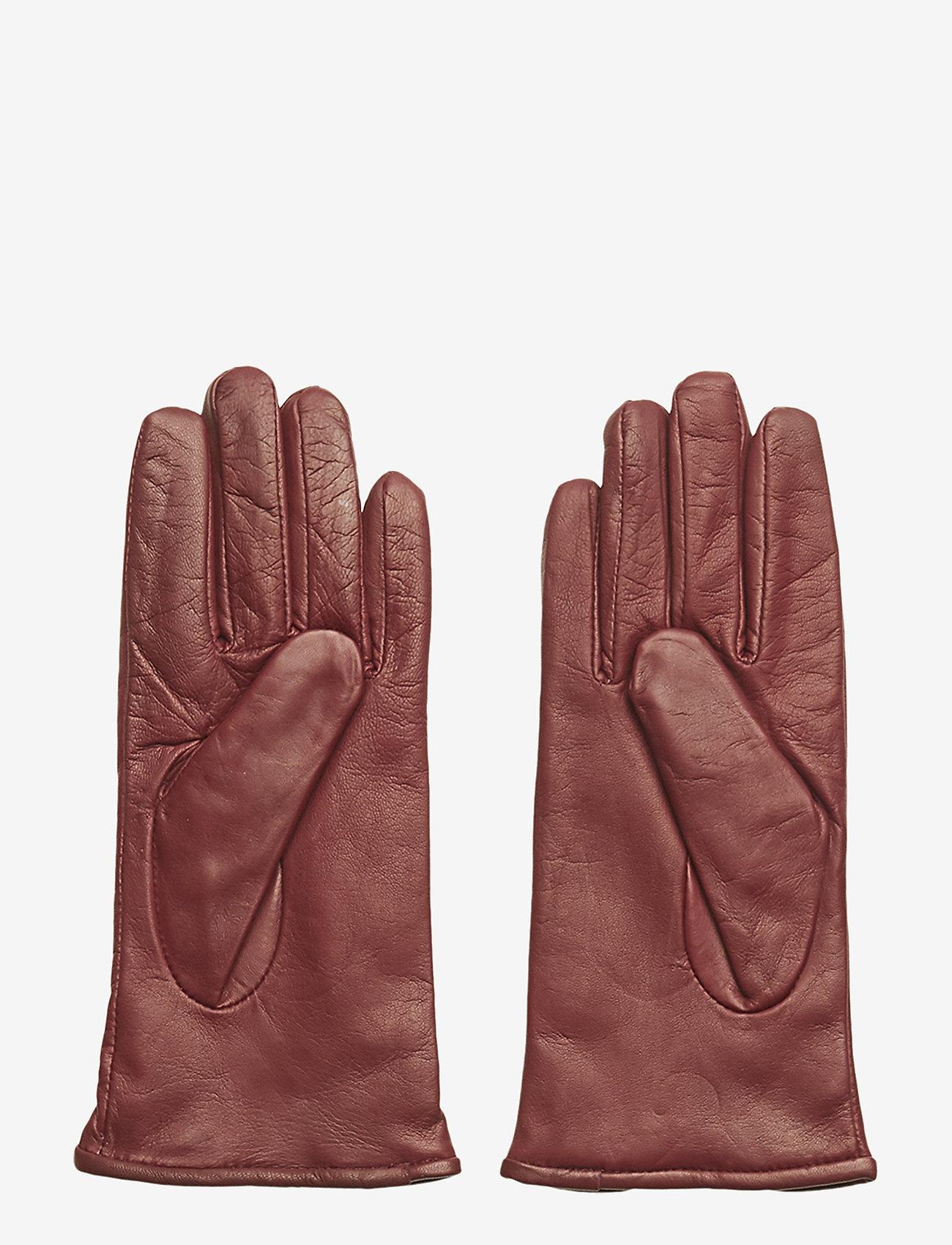 Morris Lady - Lily Glove - handschoenen - wine red - 1