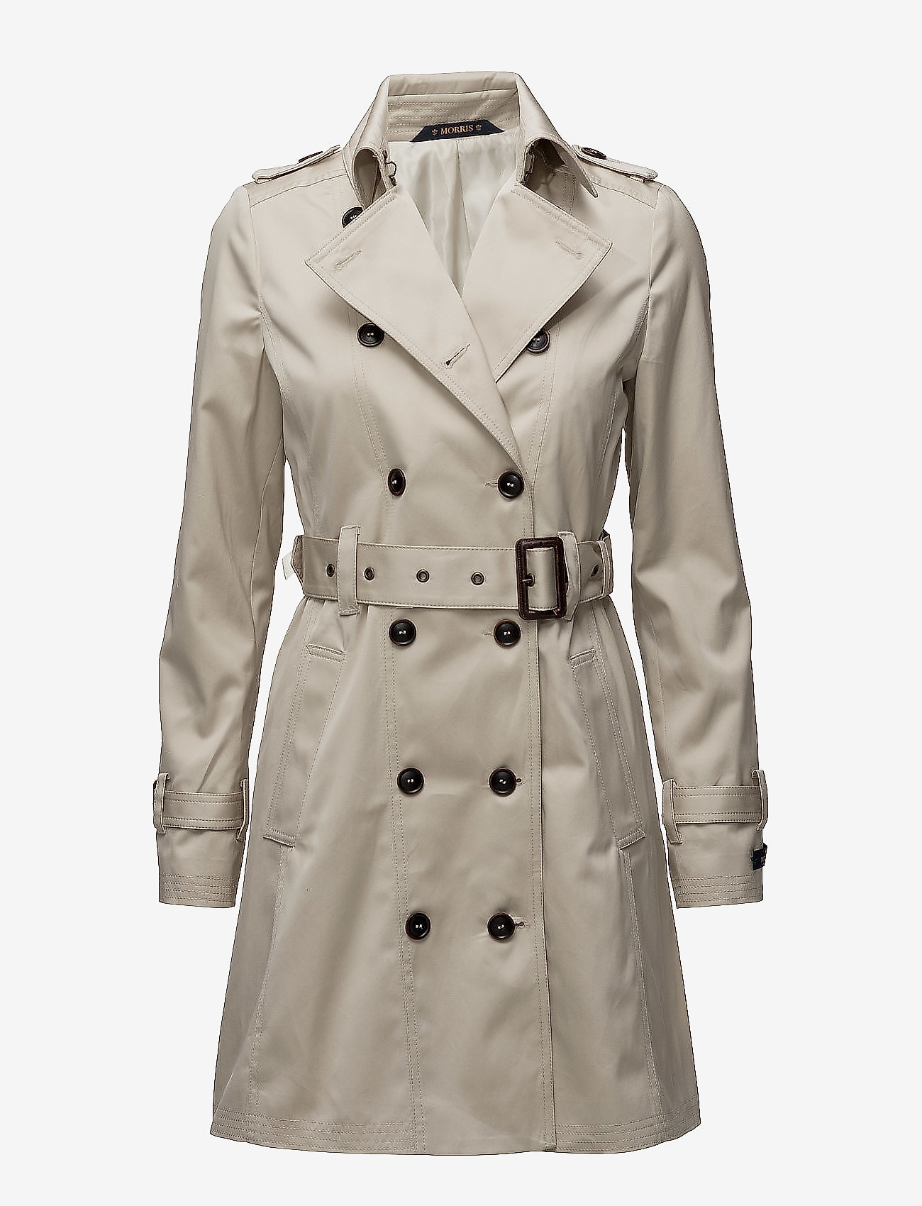 Morris Lady - Scarlett Trench - trenchcoats - off white - 0