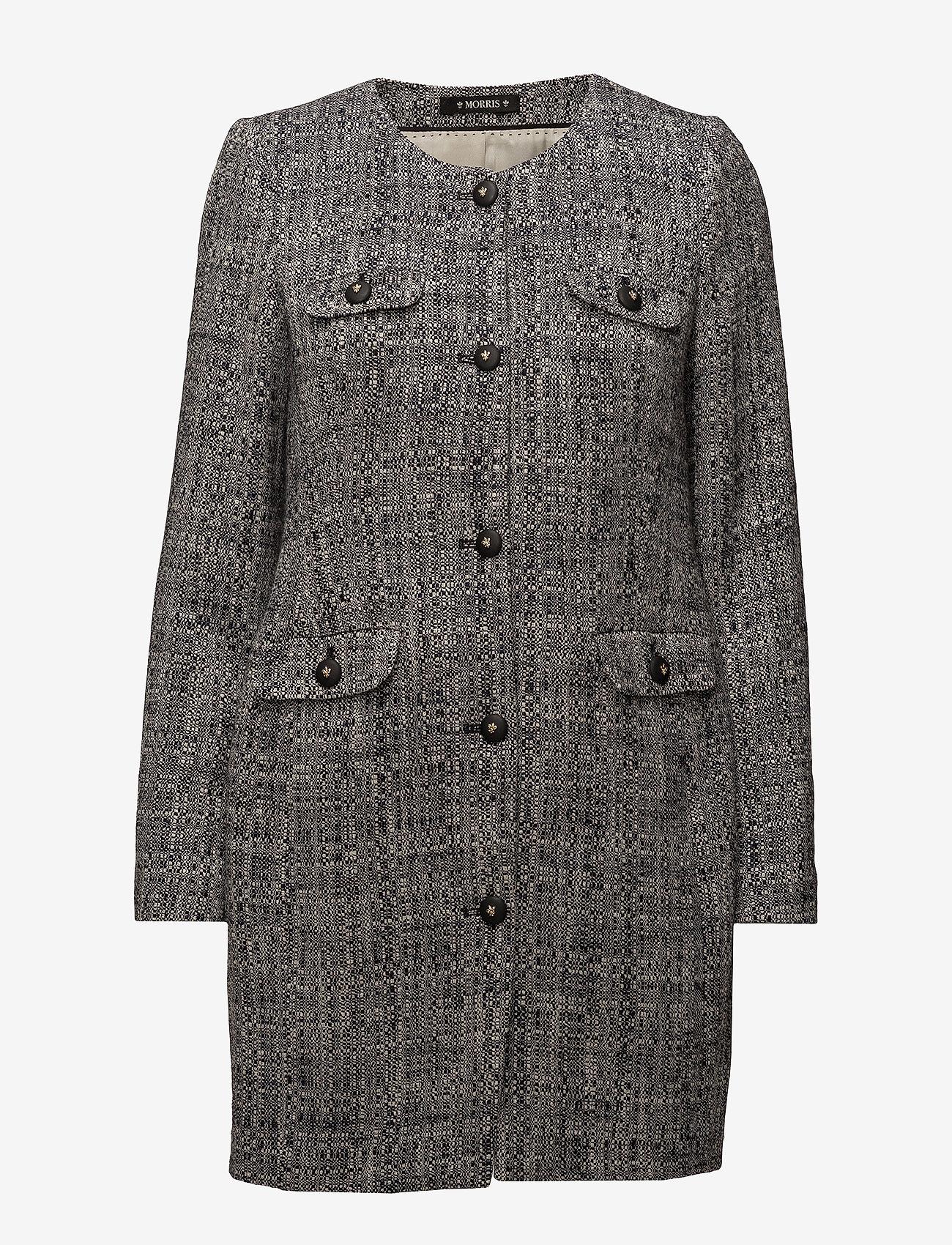 Morris Lady - Audrey Coat - kevyet takit - black - 0