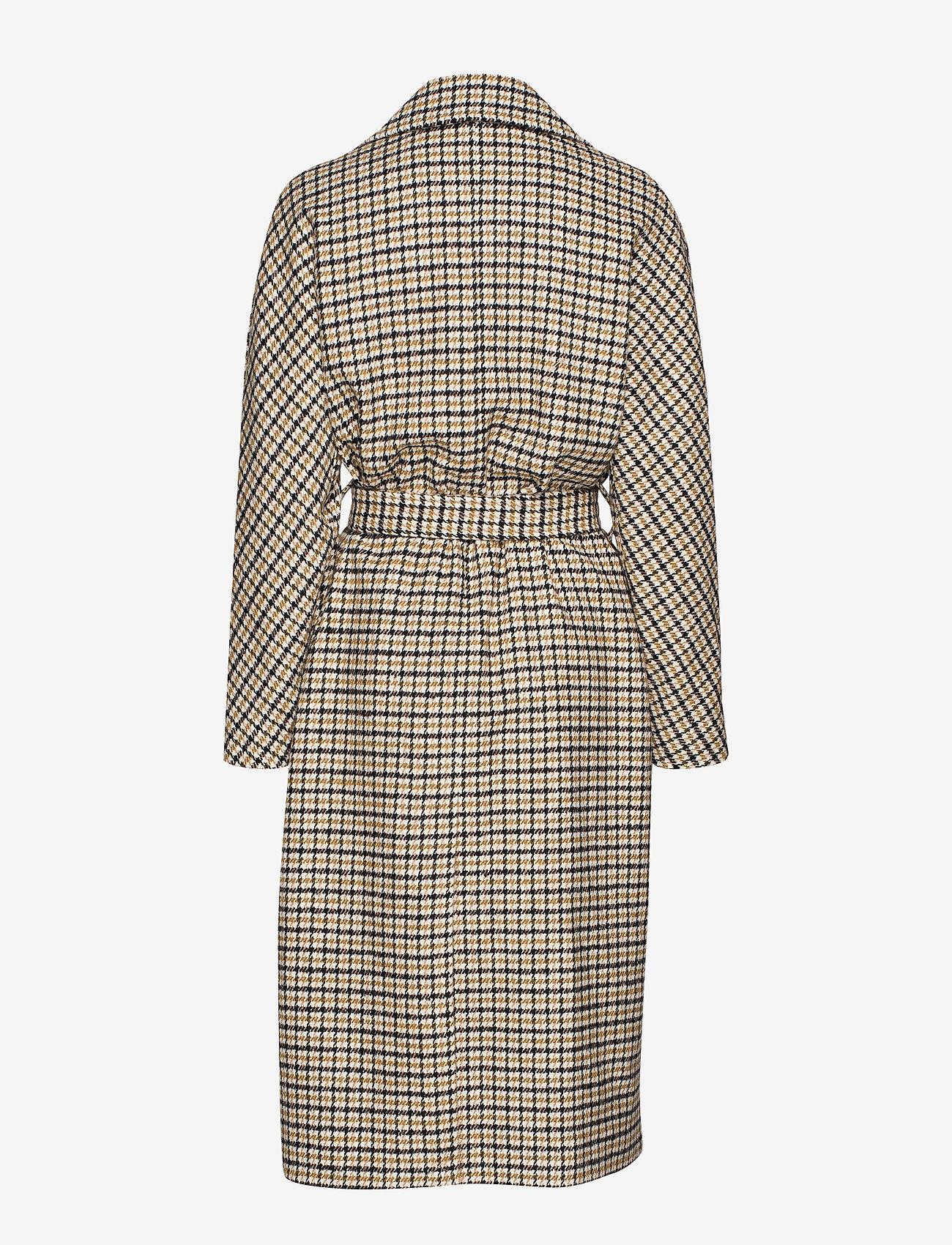 Morris Lady Maebel Checked Coat - Jackets & Coats