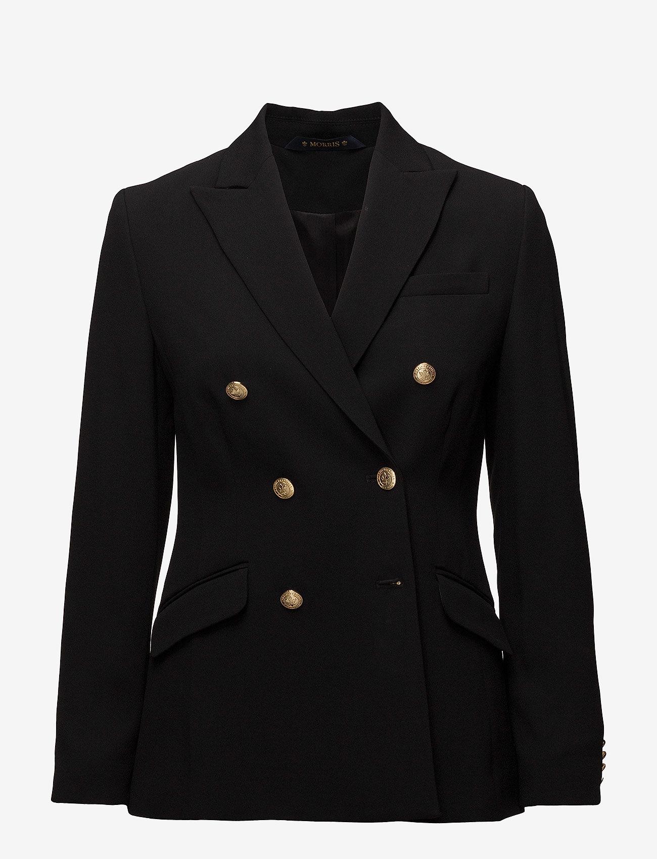 Morris Lady - Lulu Blazer - blazere - black - 0