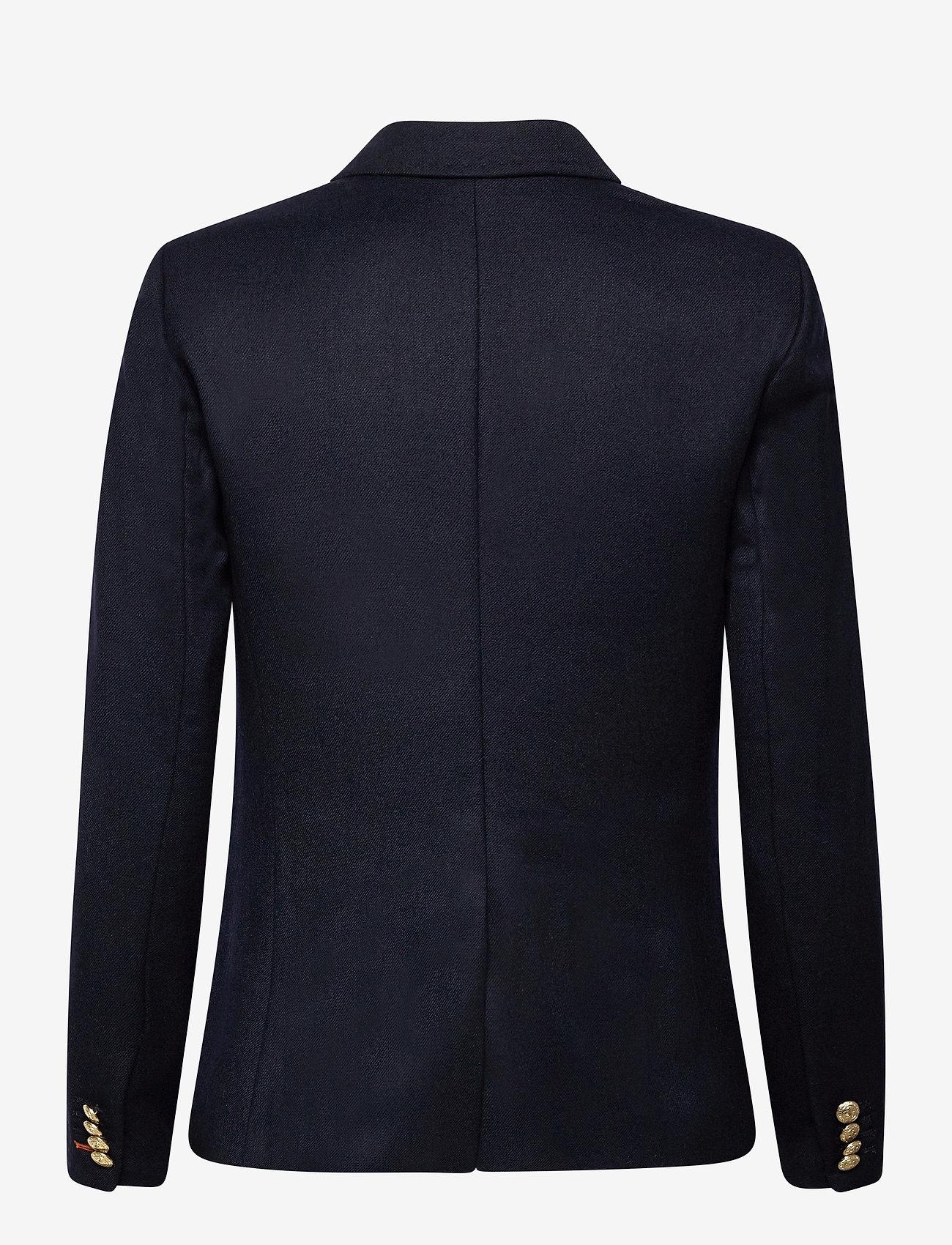 Morris Lady - Delores Flannel Club Blazer - casual blazers - navy - 1