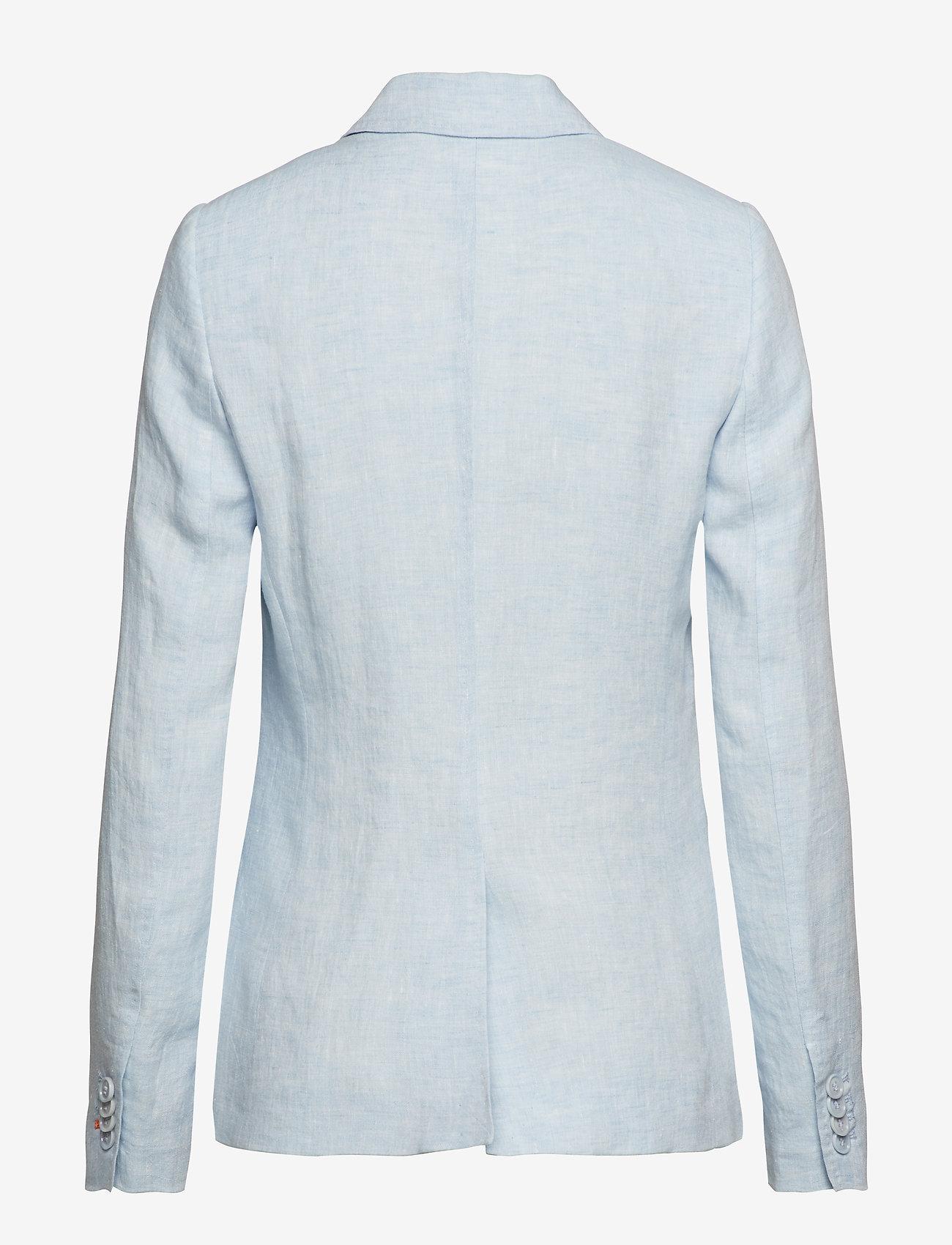 Morris Lady Delores Linen Blazer - Blazers