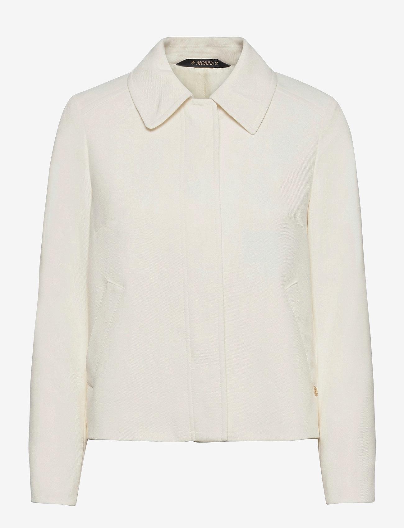 Morris Lady - Clara Jacket - lichte jassen - off white - 0