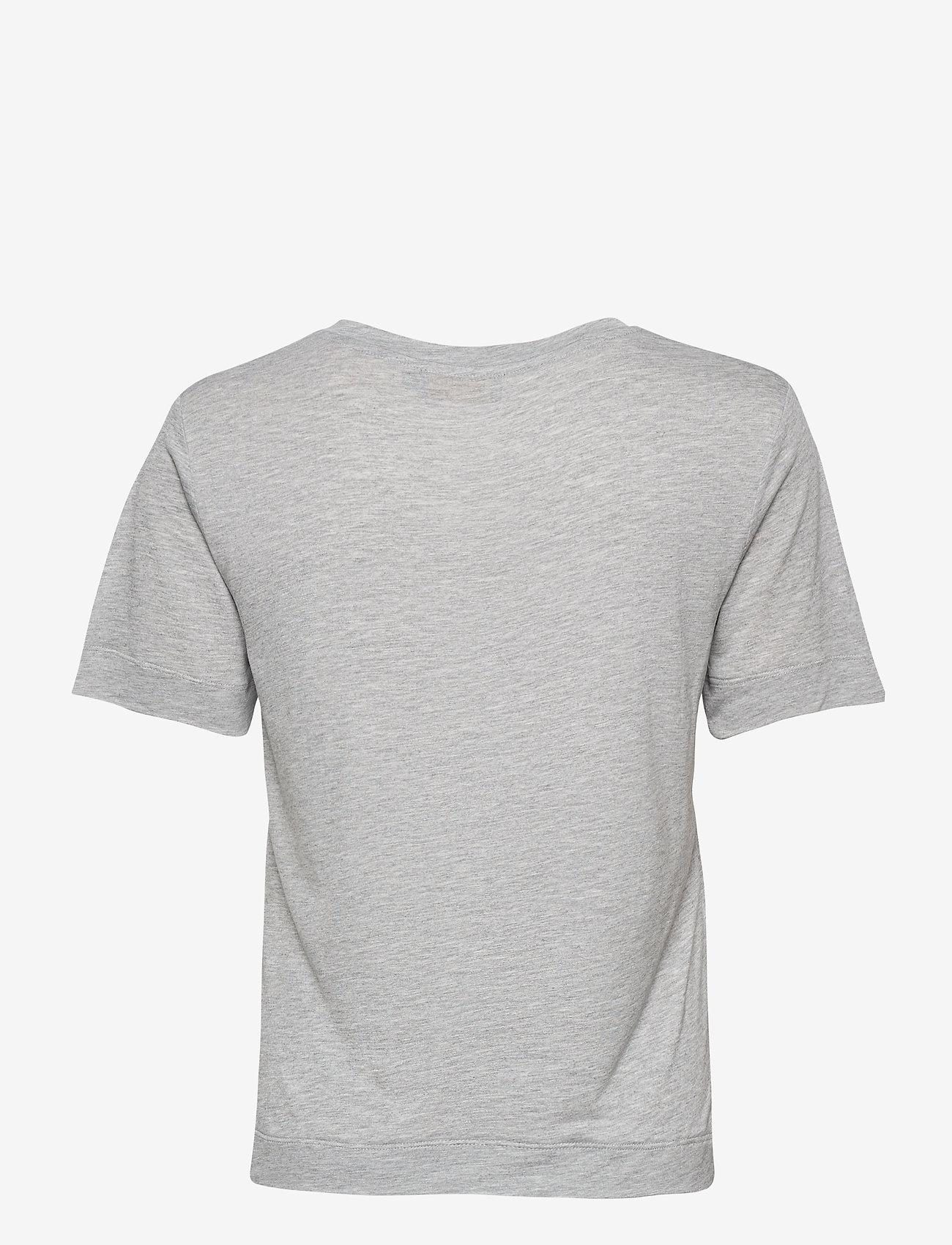 Morris Lady - Jeanie Tee - t-shirts - grey - 1