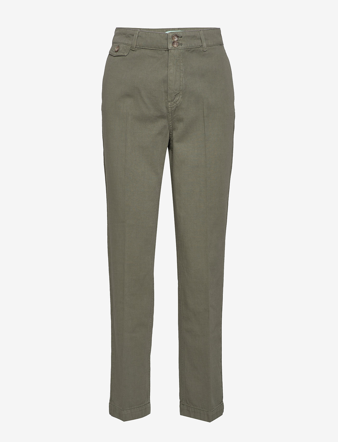 Morris Lady - Paulette Chino - chinos - olive - 0