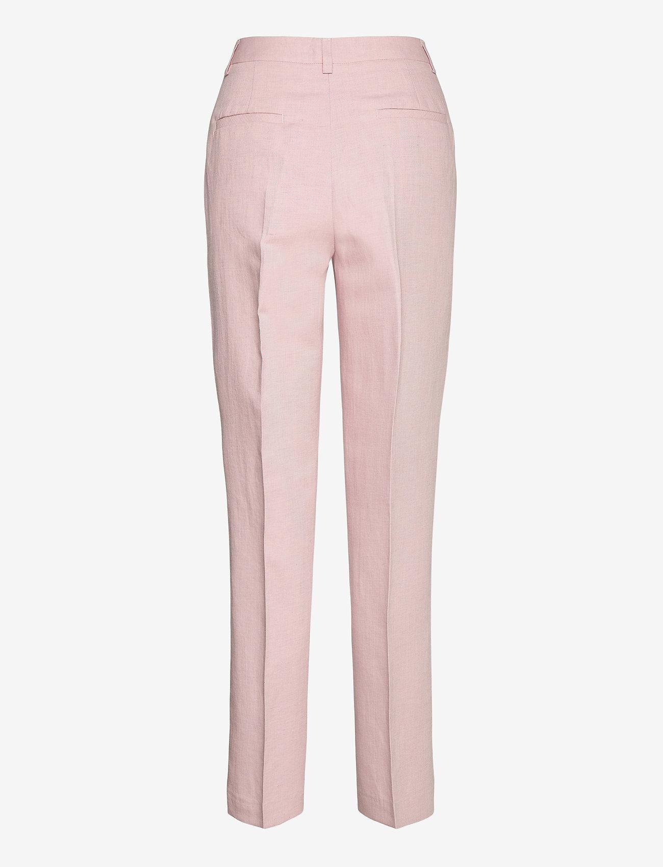 Morris Lady - Kara Trousers - bukser med brede ben - lt pink - 1