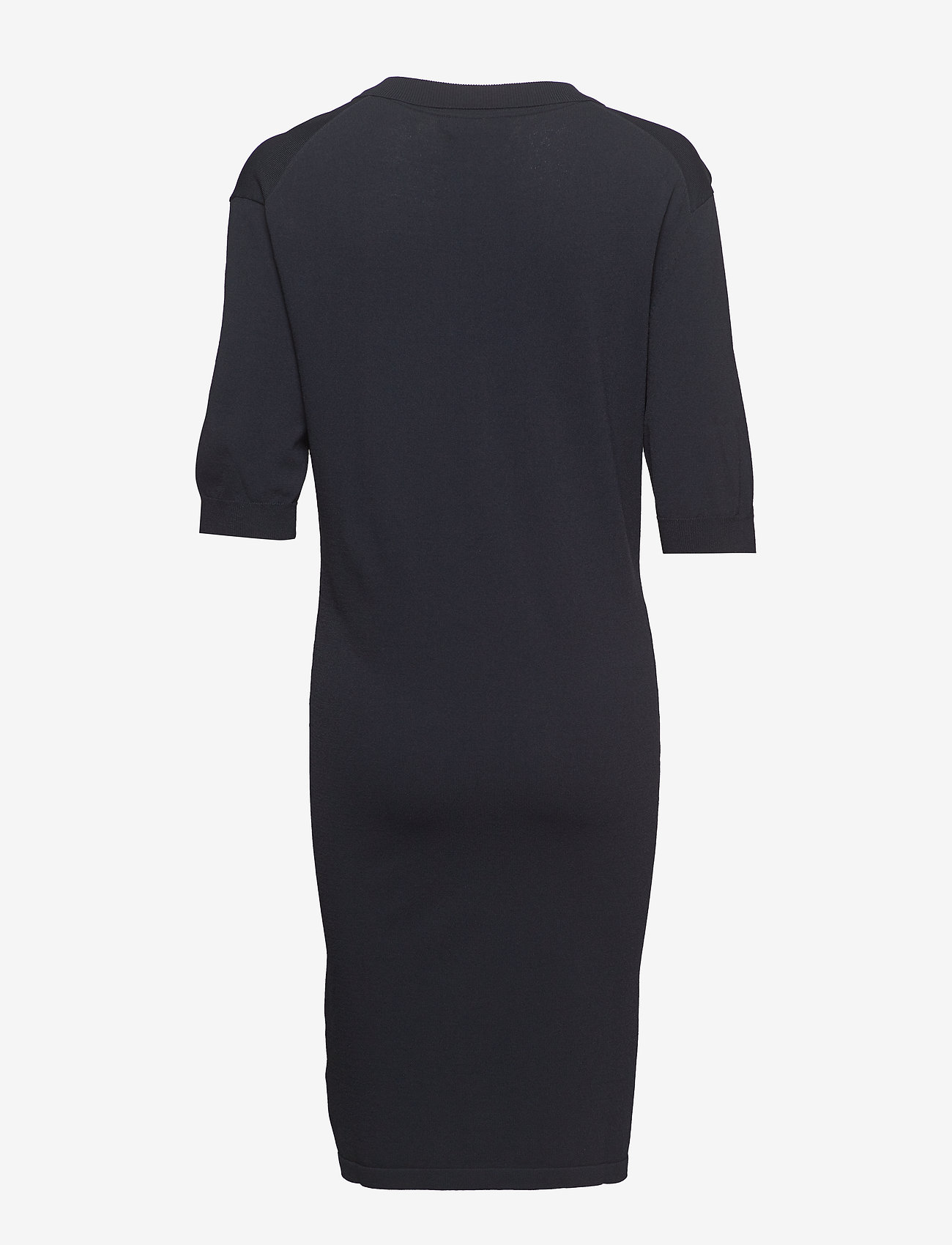 Morris Lady - Coline Knit Dress - gebreide jurken - blue - 1