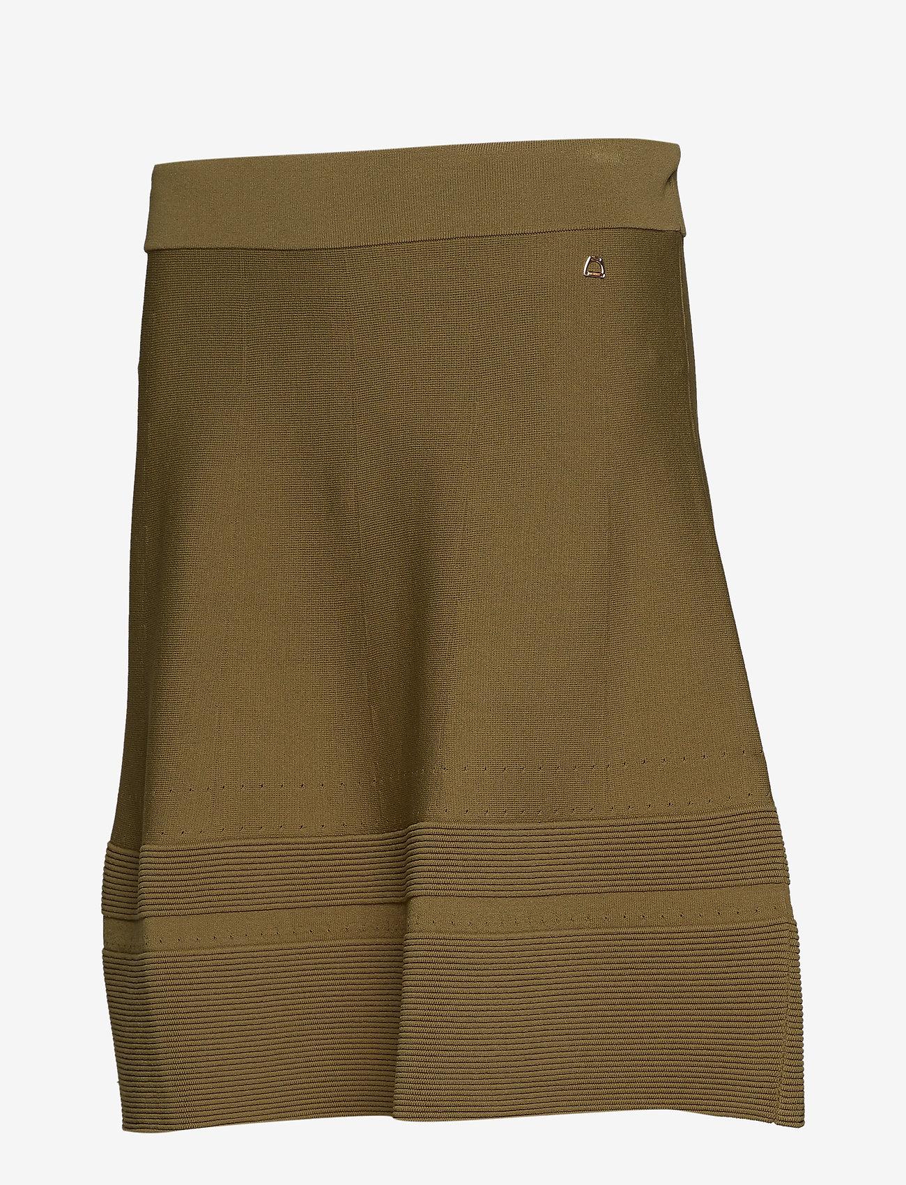 Gavriella Knit Skirt (Olive) (51.60 €) - Morris Lady PTwQoSws