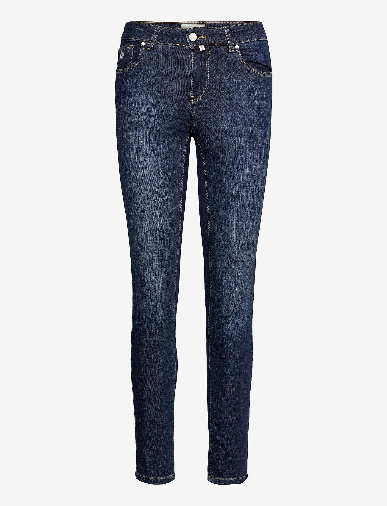 Morris Lady - Monroe Jeans - skinny jeans - dark wash - 0