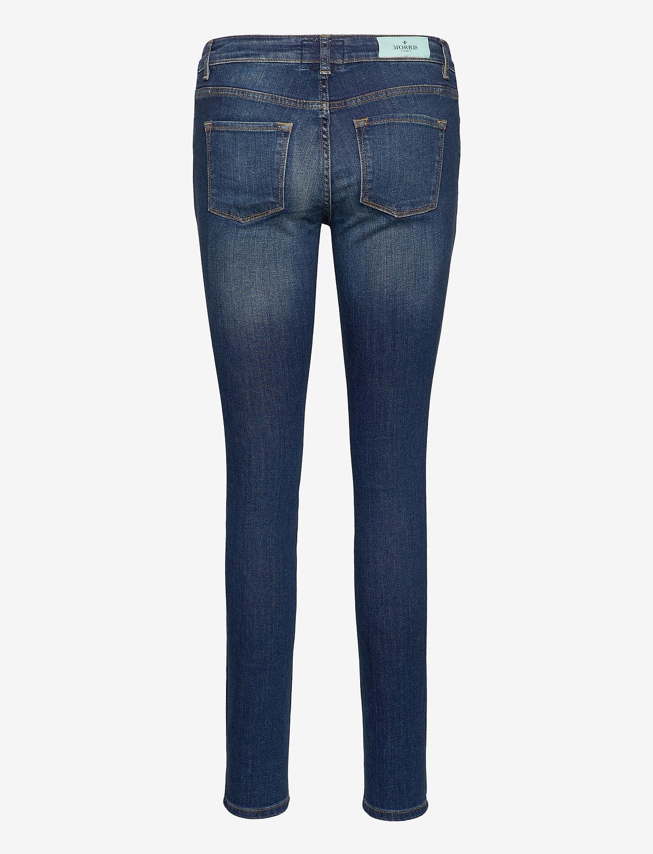 Morris Lady - Monroe Jeans - skinny jeans - semi dark wash - 1