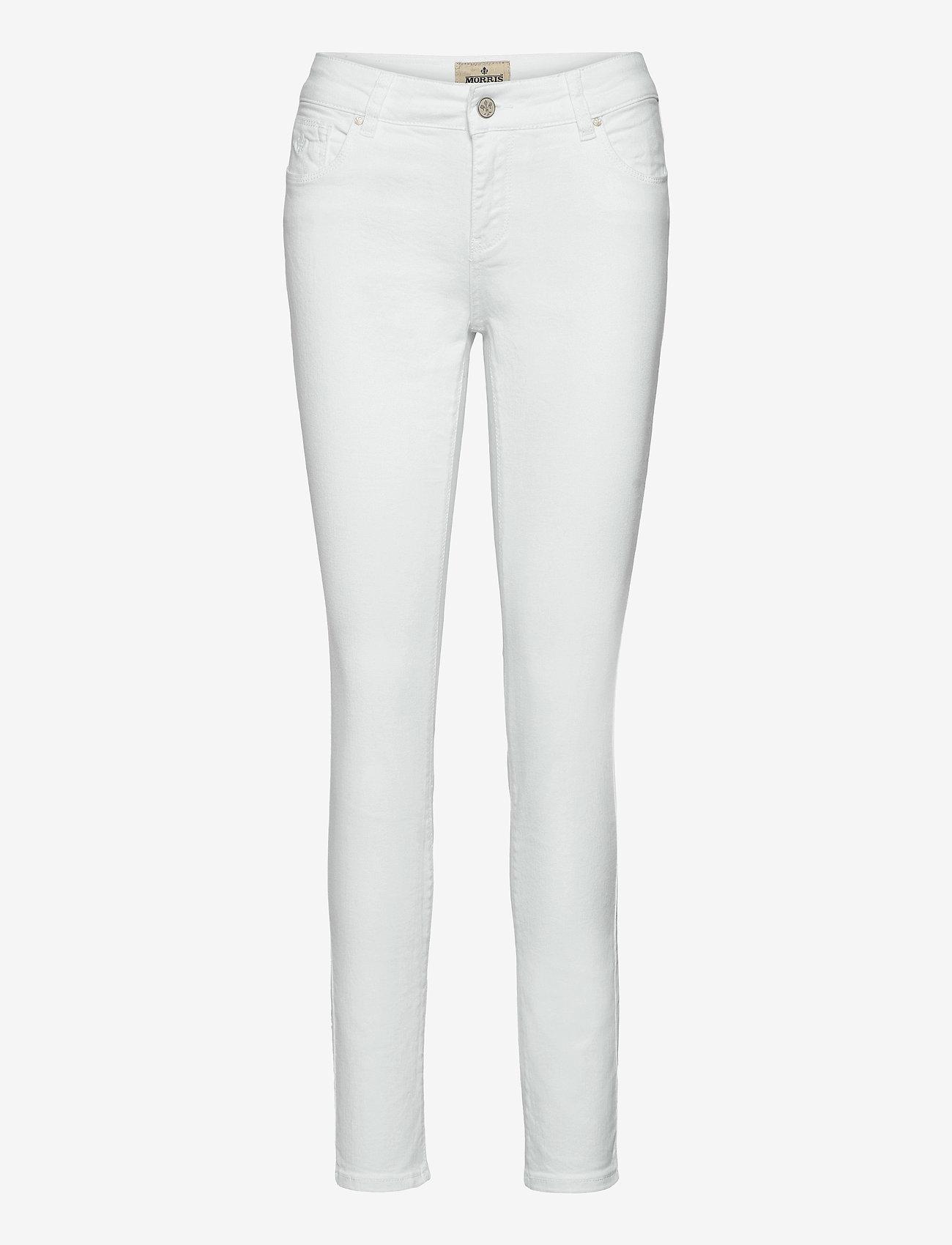 Morris Lady - Monroe Jeans - skinny jeans - white - 0