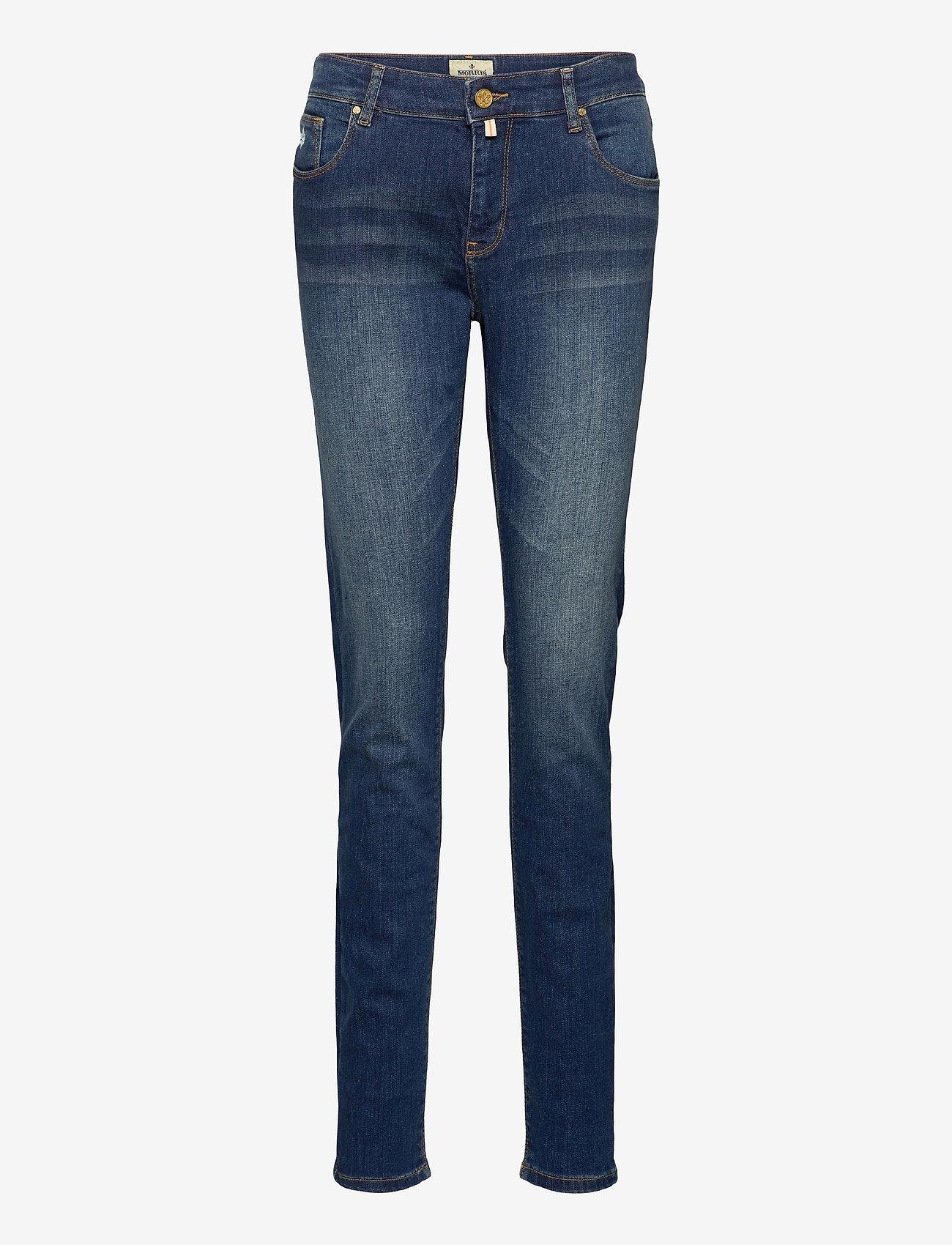 Morris Lady - Monroe Jeans - slim jeans - semi dark wash - 0