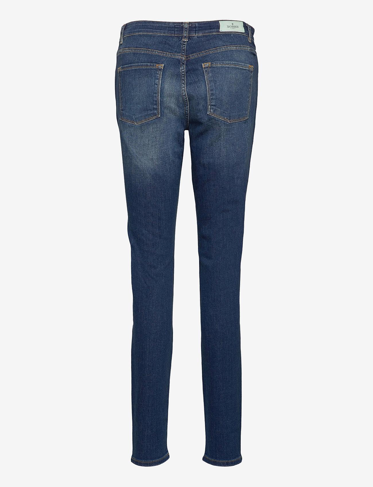 Morris Lady - Monroe Jeans - slim jeans - semi dark wash - 1
