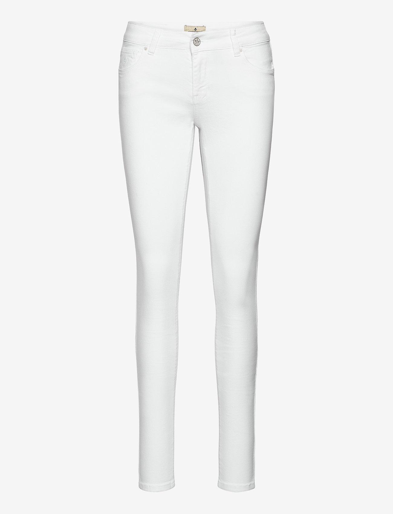 Morris Lady - Monroe Jeans - slim jeans - white - 0