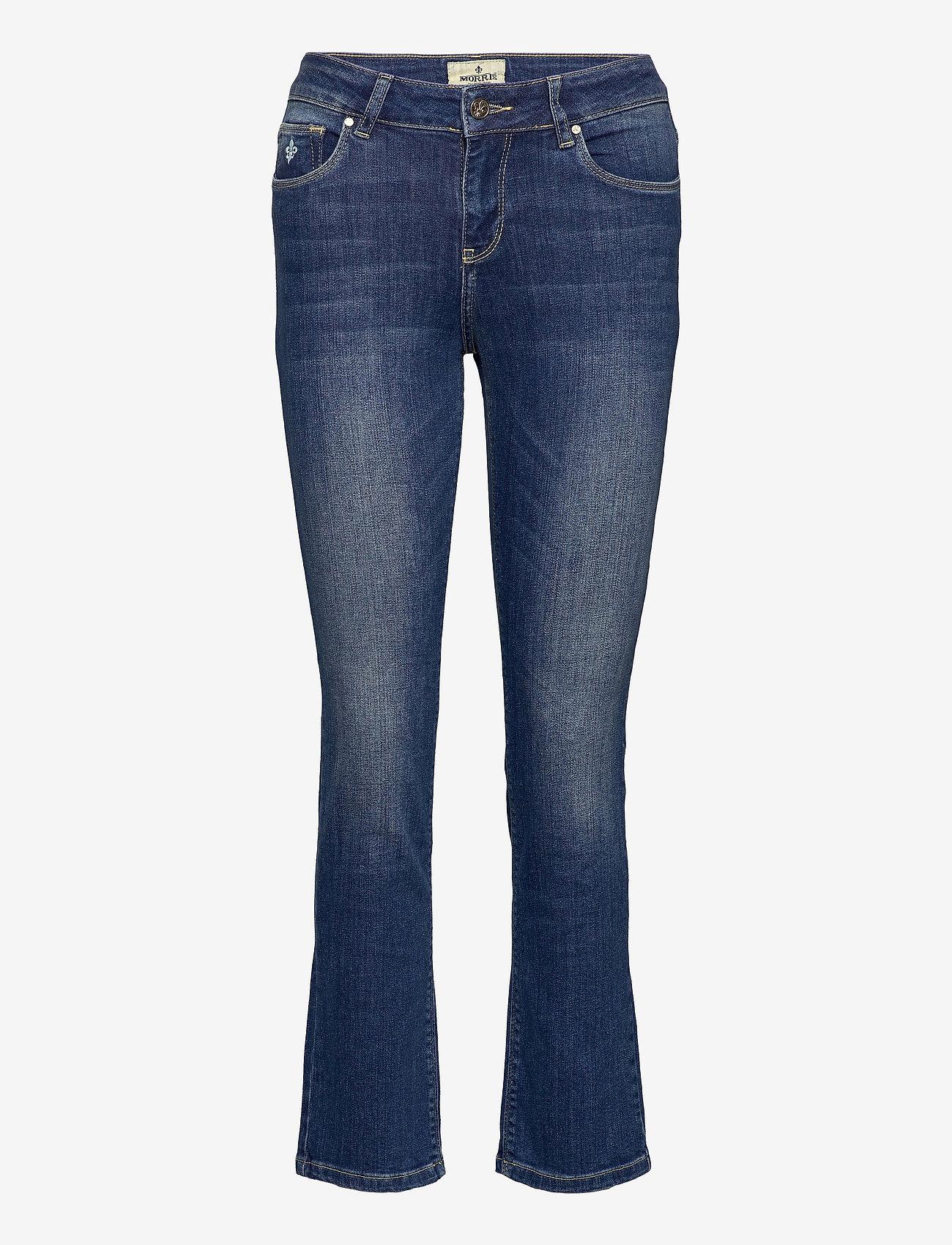 Morris Lady - Agnes Jeans - bootcut jeans - blue - 0