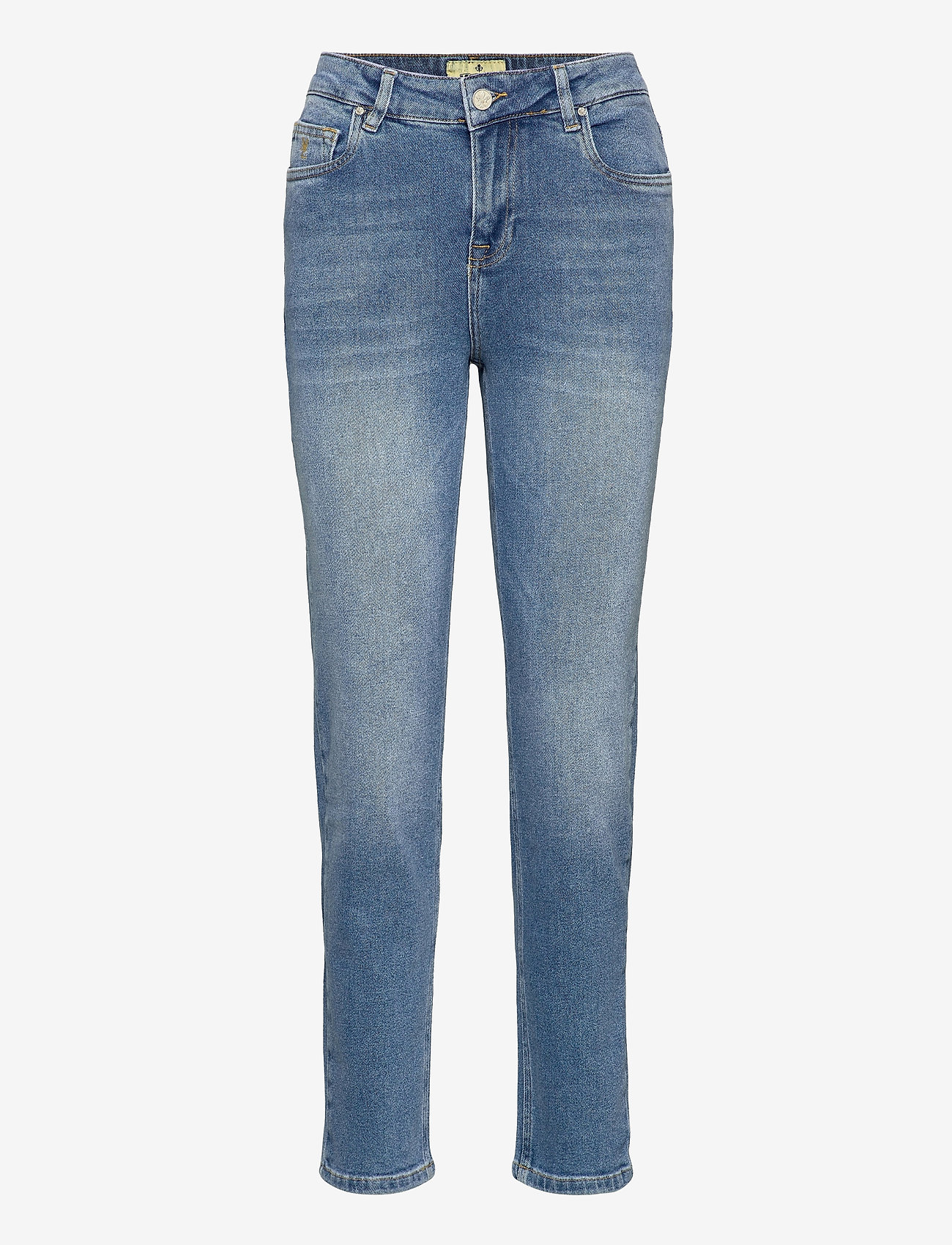 Morris Lady - Bardot Jeans - straight jeans - blue wash - 0