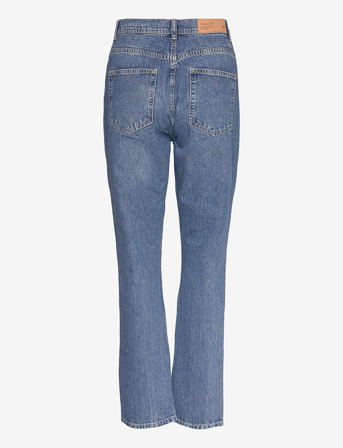 Morris Lady - Sophie Jeans - straight jeans - blue wash - 1