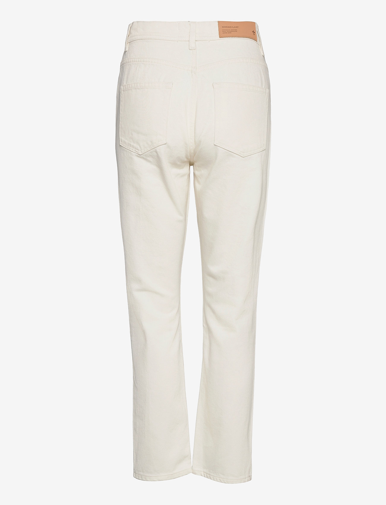 Morris Lady - Sophie Jeans - straight jeans - off white - 1