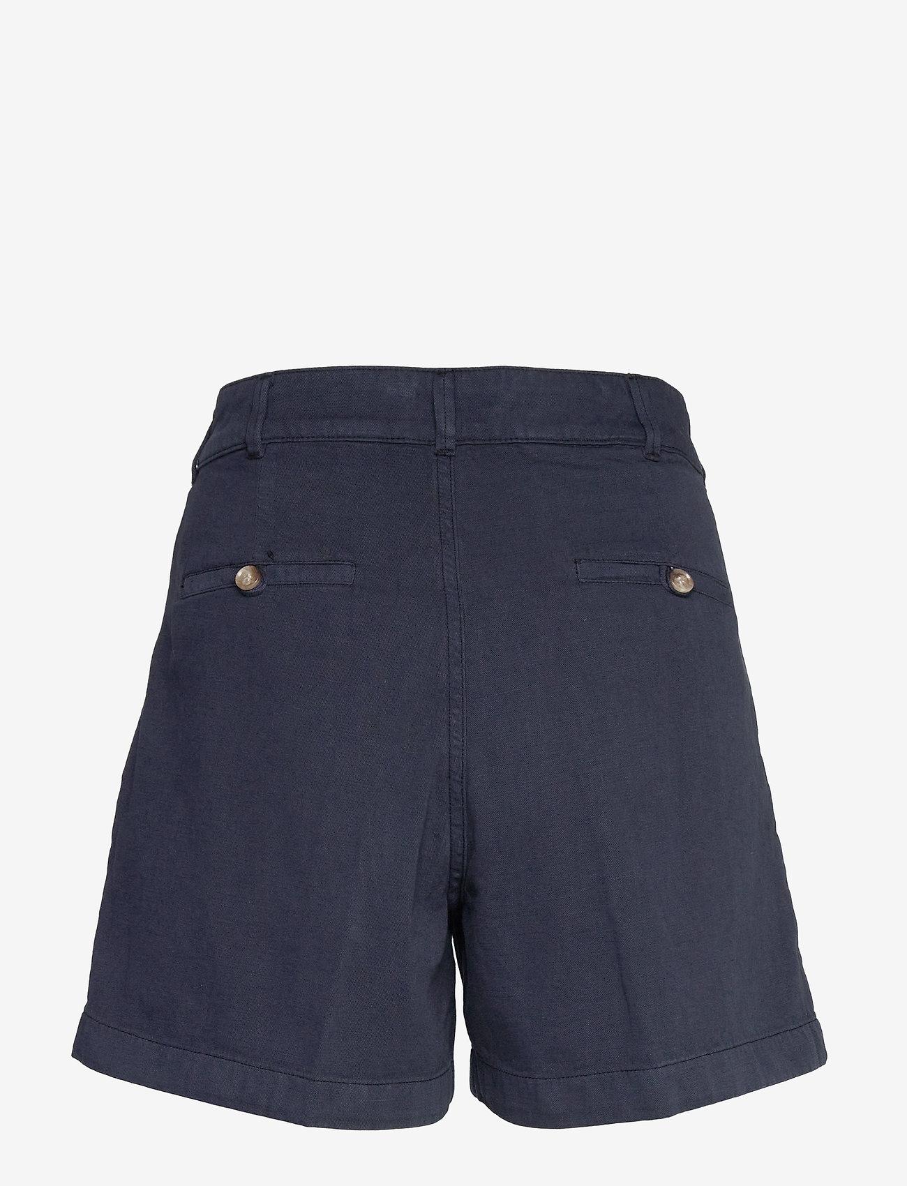 Morris Lady - Paulette Chino Shorts - bermudas - blue - 1