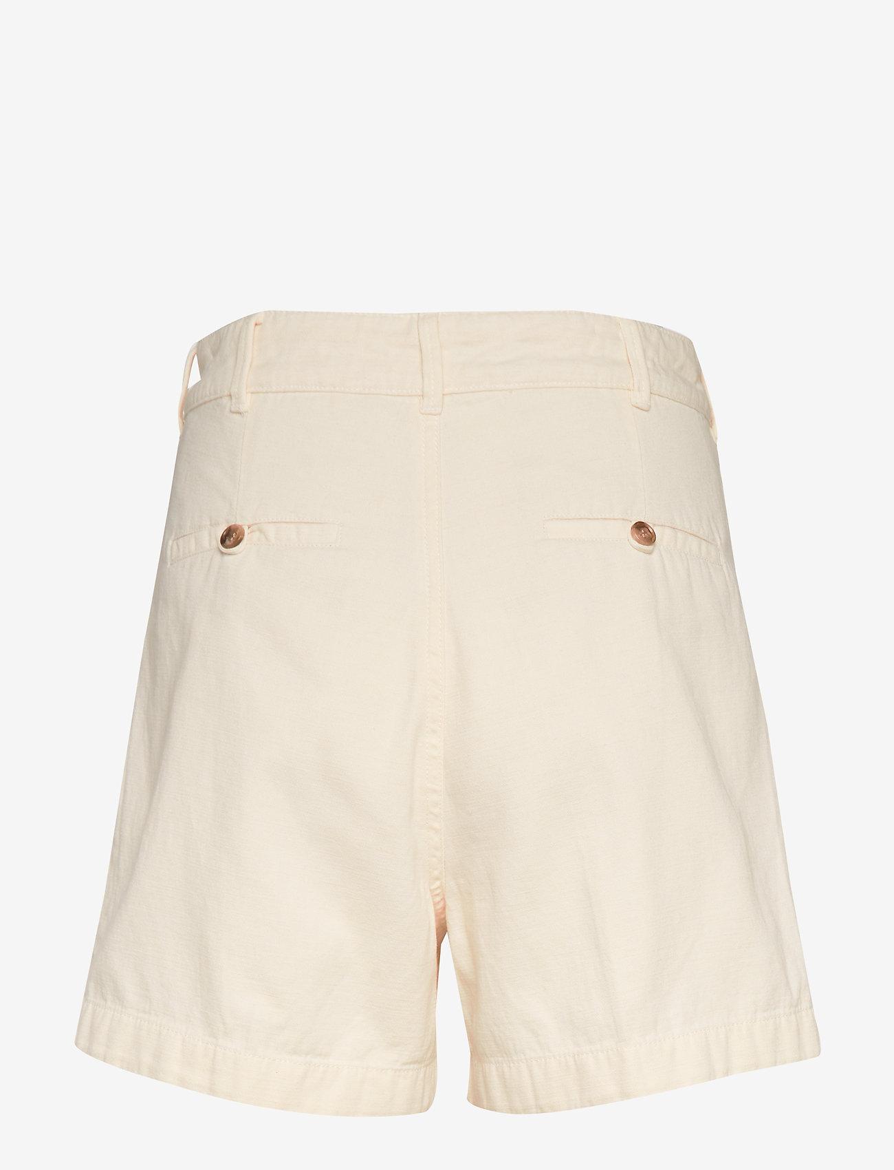Morris Lady - Paulette Chino Shorts - bermudas - off white - 1