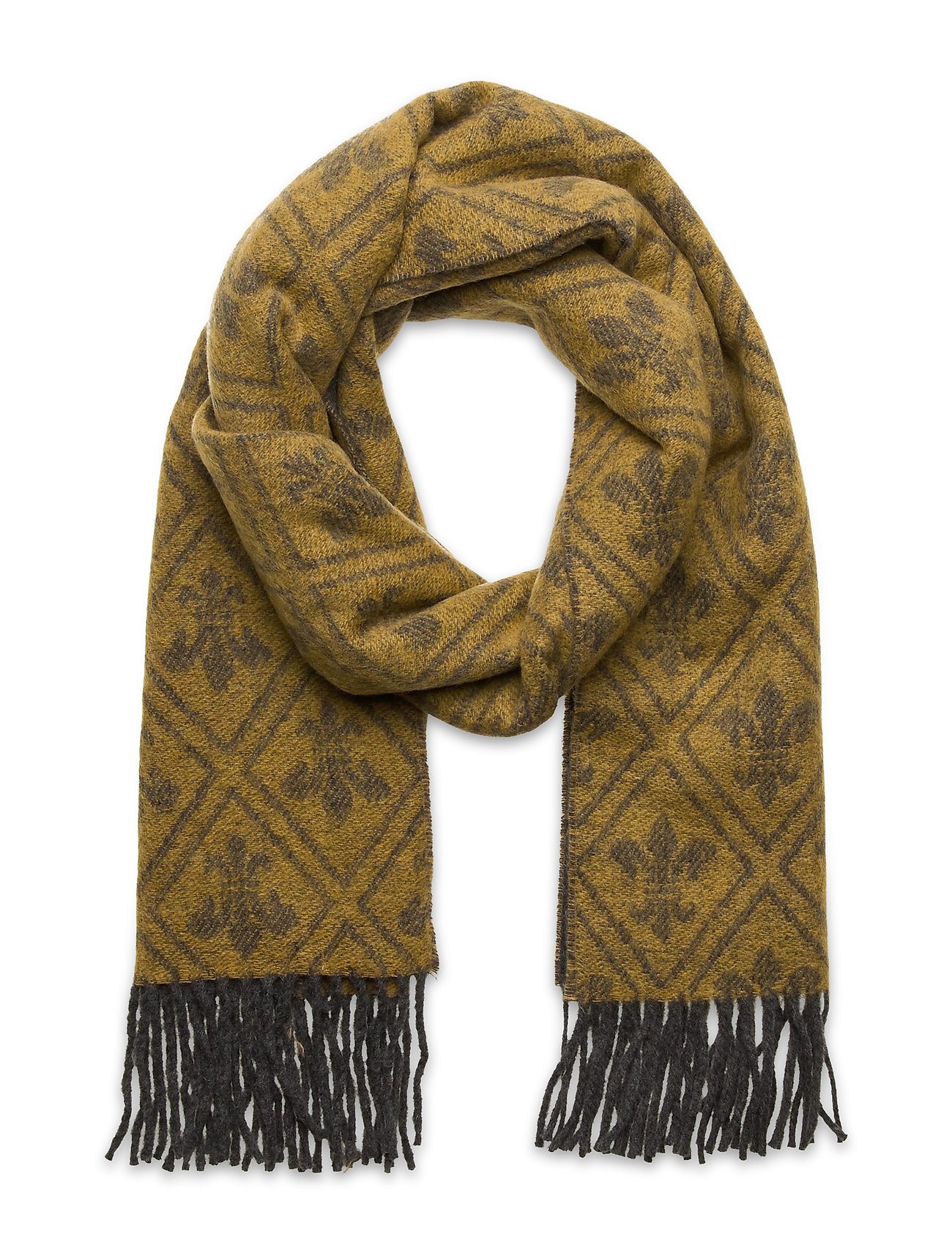 Image of Lady Love Scarf Tørklæde Gul Morris Lady (3474794045)