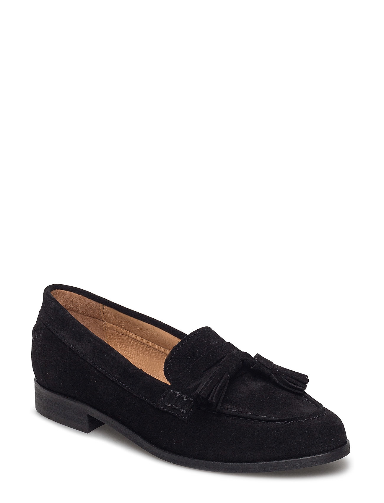 Image of Lady Loafer Loafers Flade Sko Sort Morris Lady (3470990883)