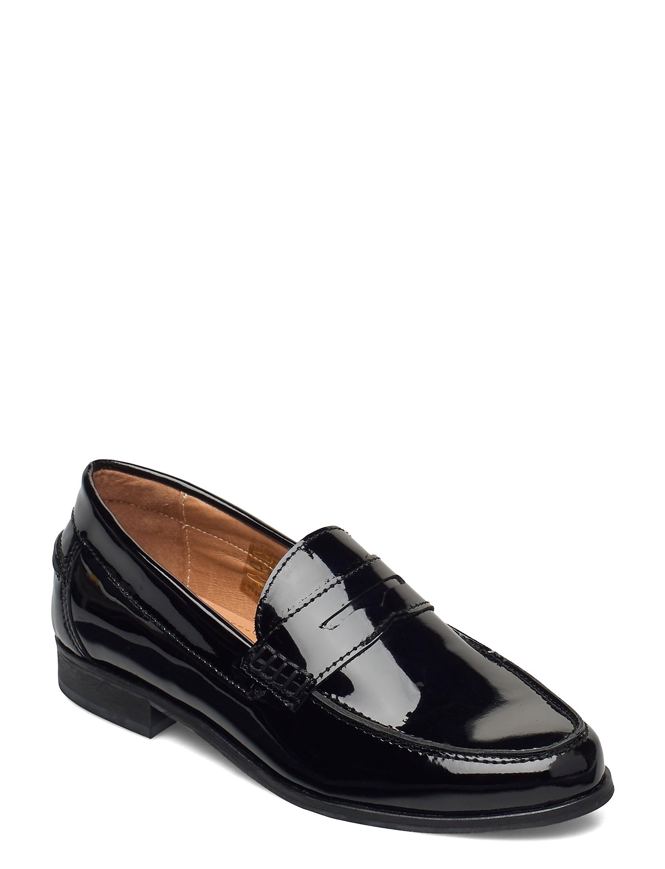 Image of Lady Loafer Loafers Flade Sko Sort Morris Lady (3486936979)