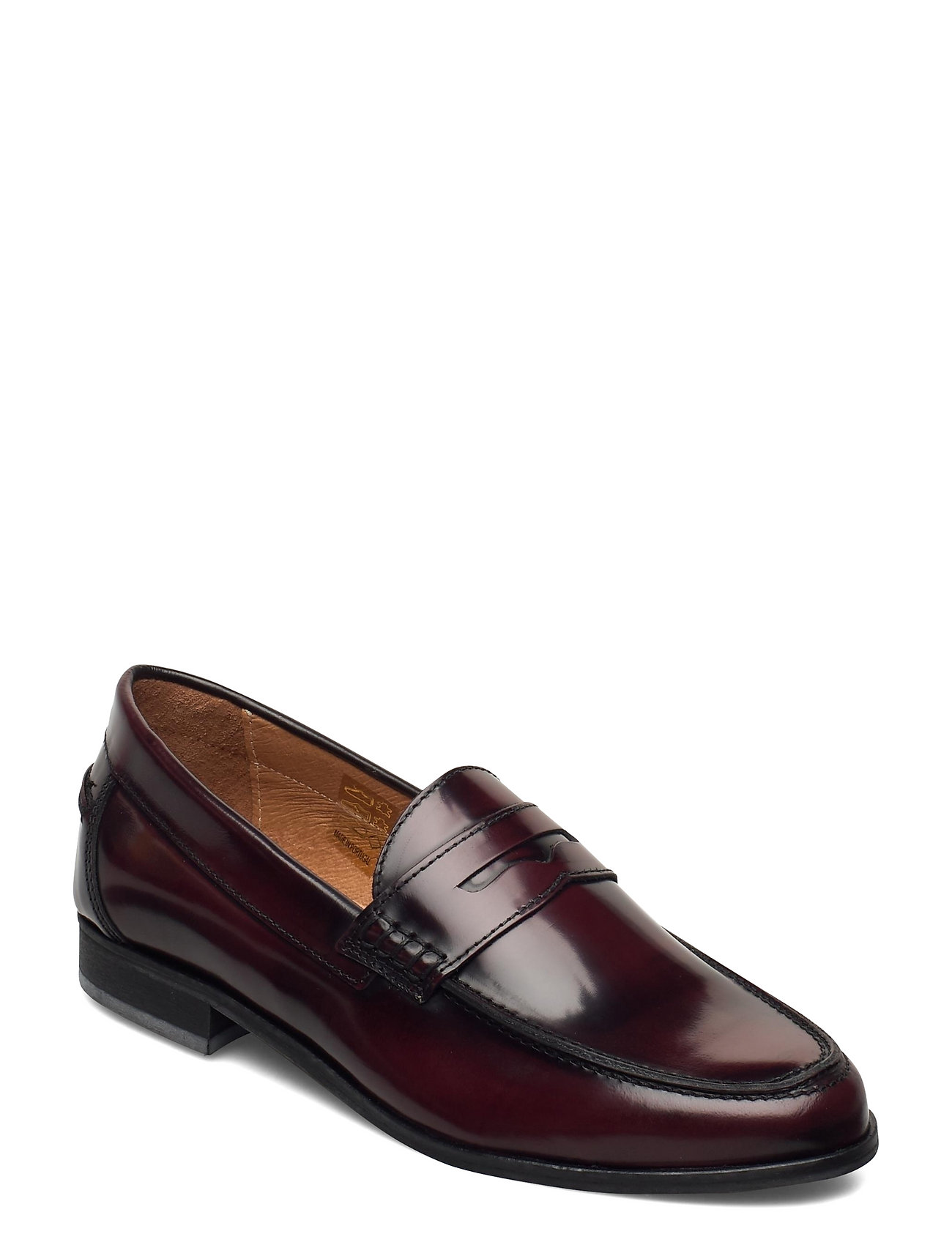 Image of Lady Loafer Loafers Flade Sko Rød Morris Lady (3487171657)