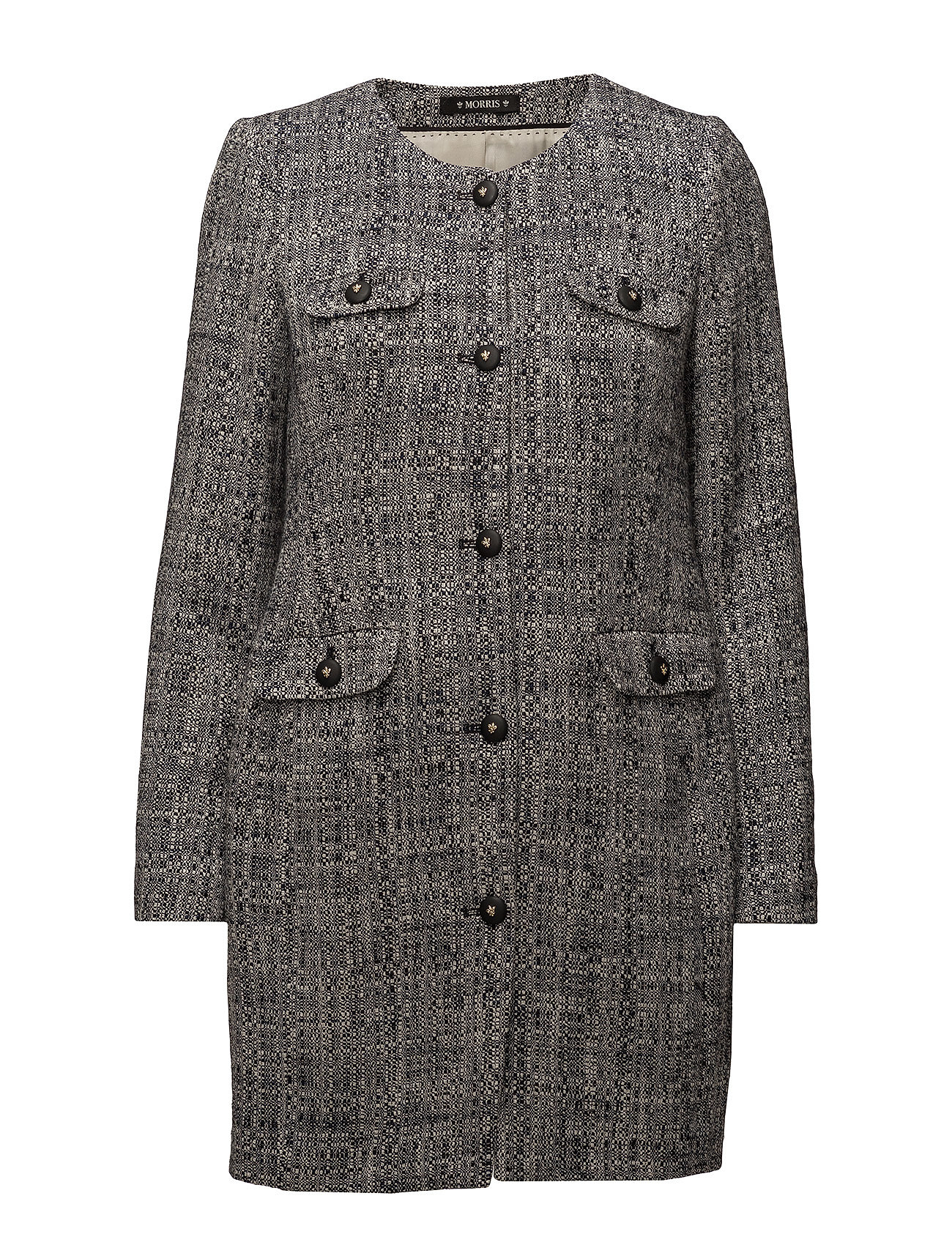 Morris Lady Audrey Coat - BLACK