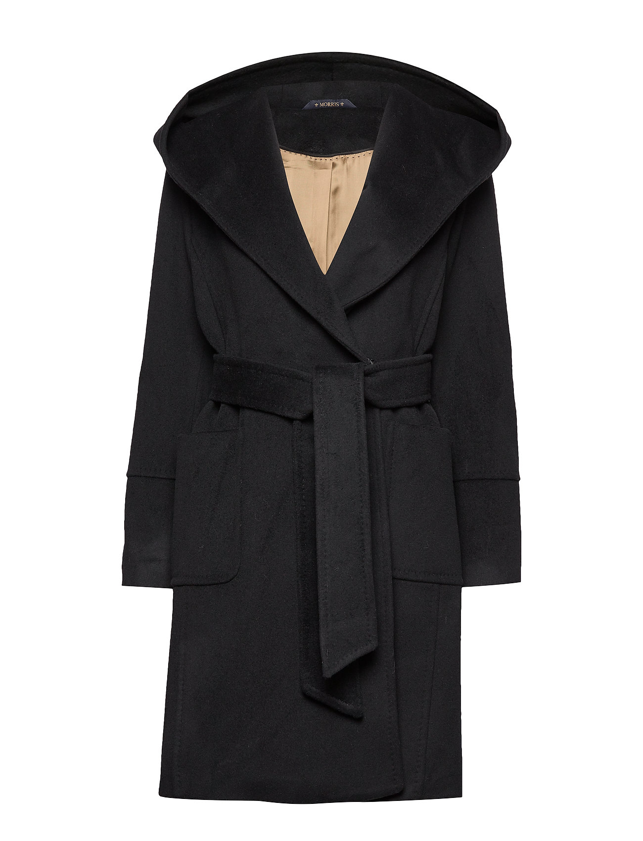 Morris Lady Felice Coat - BLACK